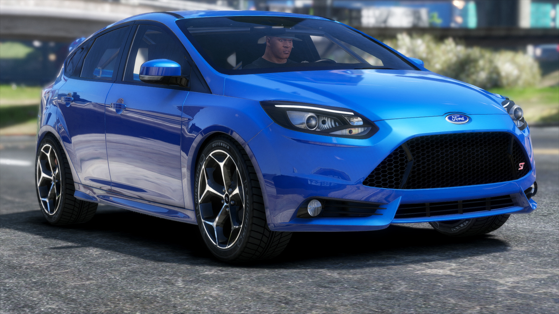 2013 ford focus st x rs 500 gta5. Black Bedroom Furniture Sets. Home Design Ideas