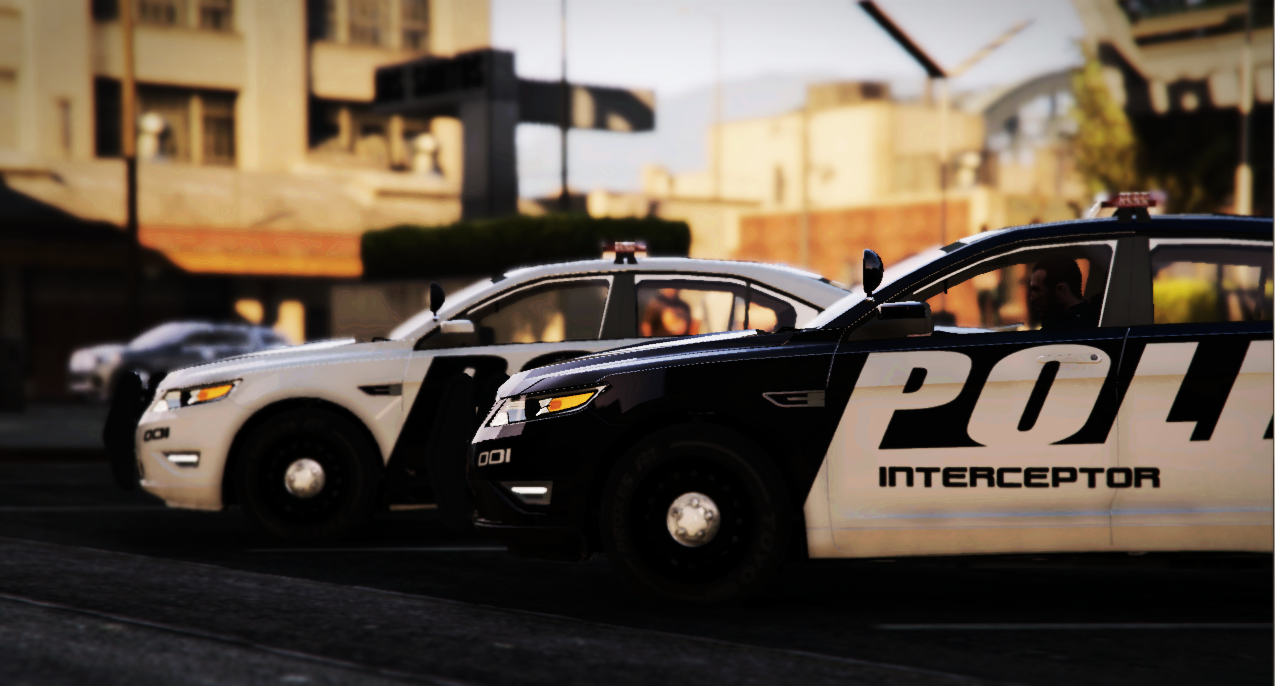 2013 Ford Taurus Police Interceptor Skin - GTA5-Mods com