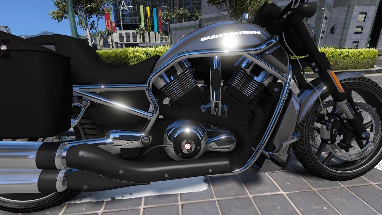 2013 Harley-Davidson V-Rod Night Rod Special [Add-On   Template ...
