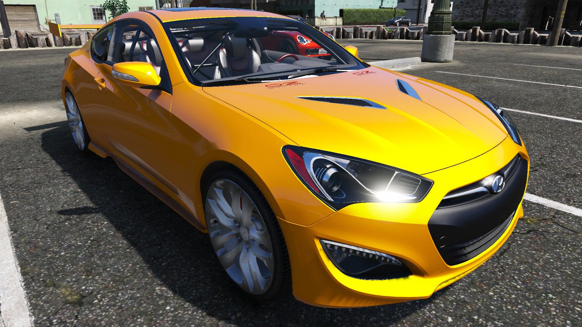 2013 Hyundai Genesis Coupe Gta5 Mods Com