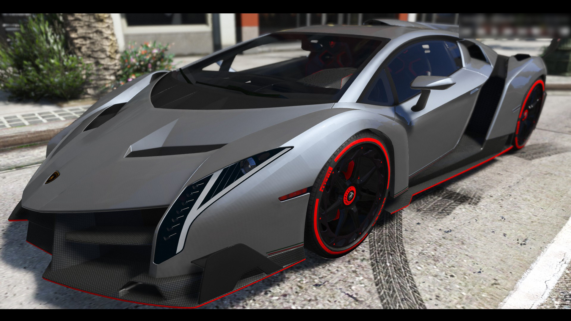 2013 lamborghini veneno hq add on dials gta5. Black Bedroom Furniture Sets. Home Design Ideas