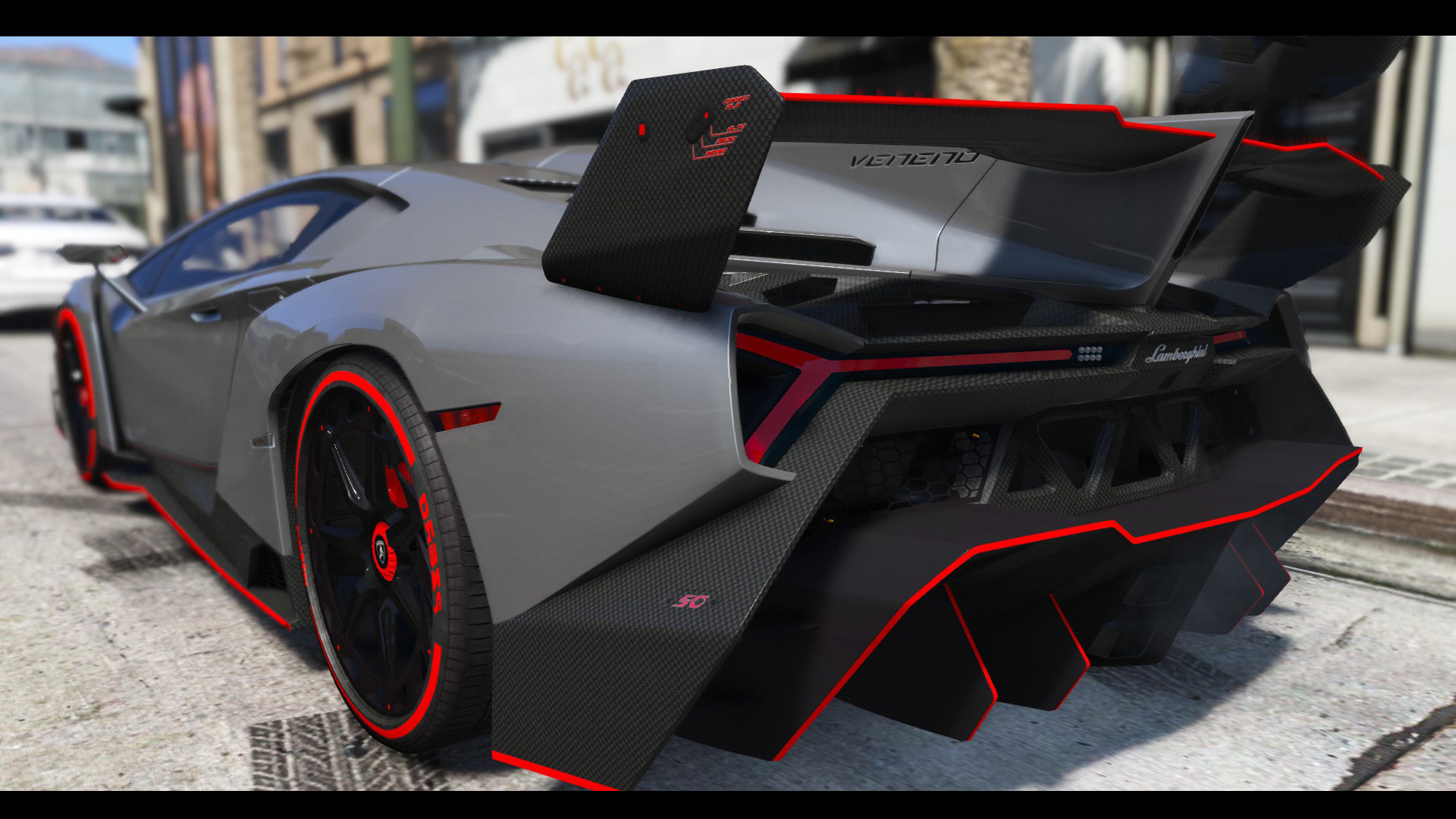 d coration voneno 99 colombes lamborghini veneno. Black Bedroom Furniture Sets. Home Design Ideas