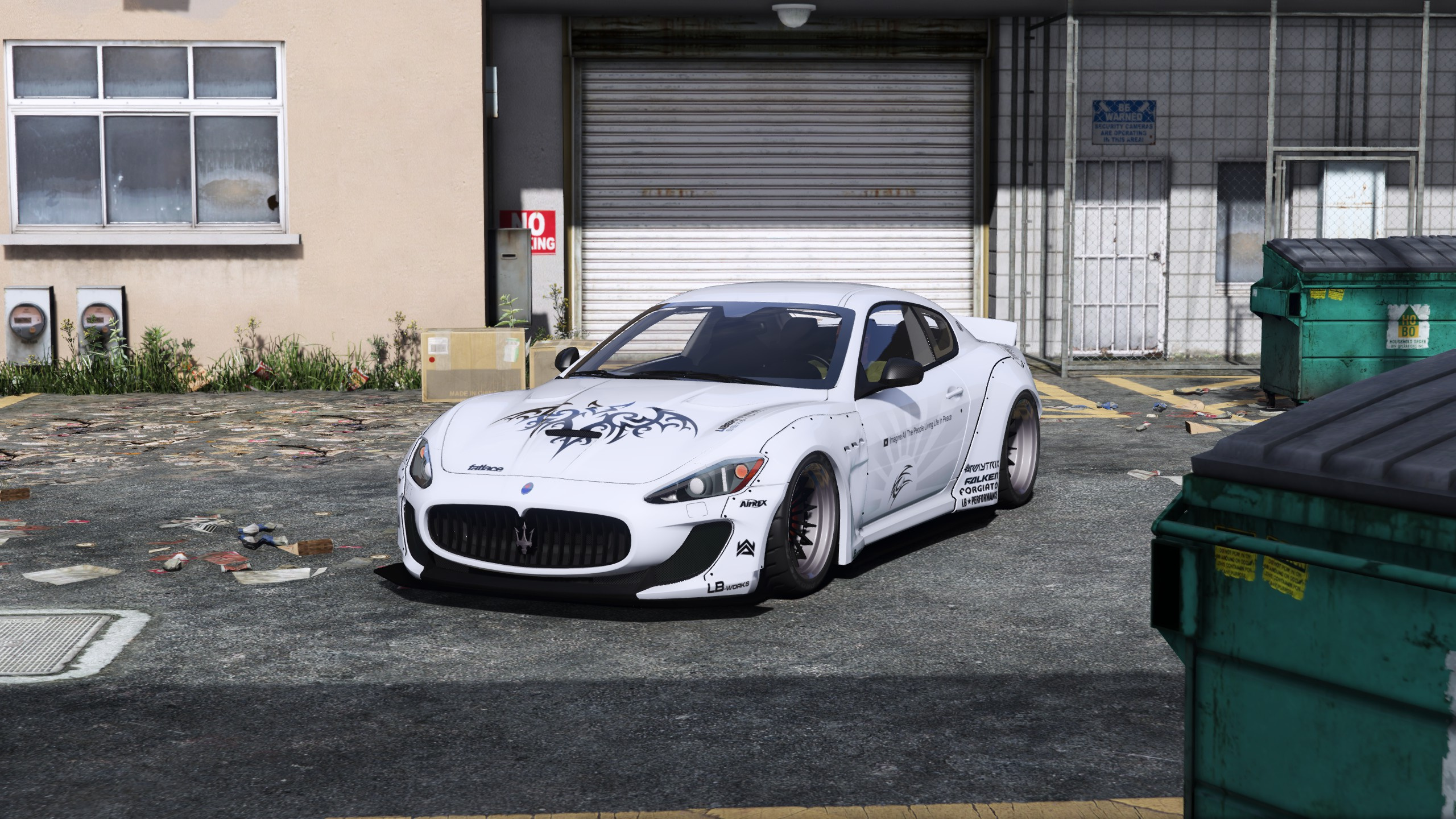 2013 Maserati GranTurismo MC Stradale Liberty Walk [Add-On ...