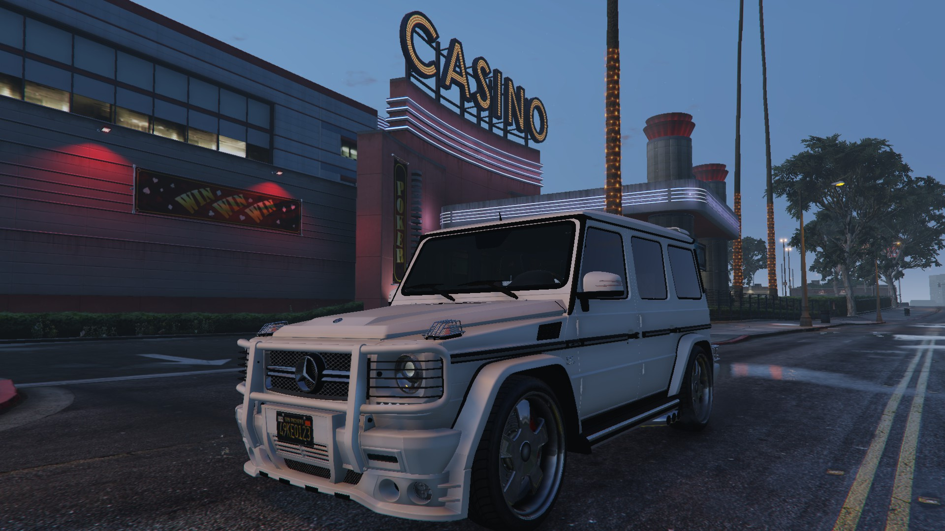 2013 Mercedes Benz G65 AMG [Add Replace