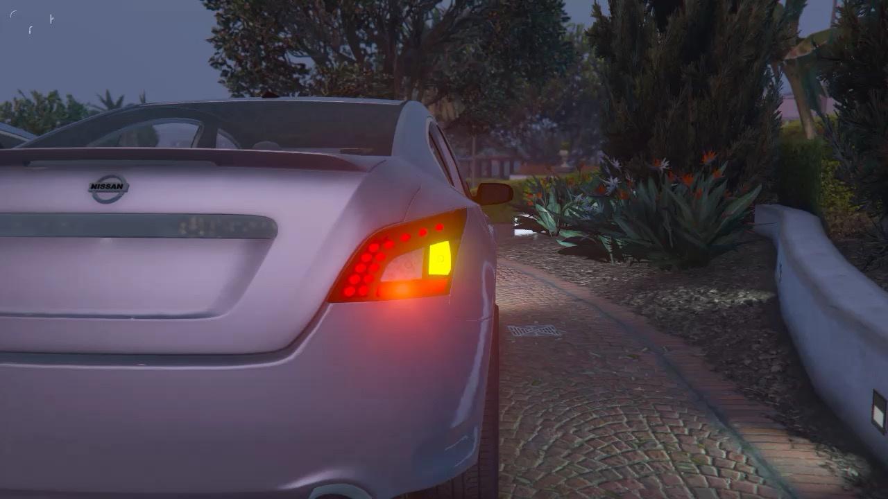 2013 Nissan Maxima - GTA5-Mods com