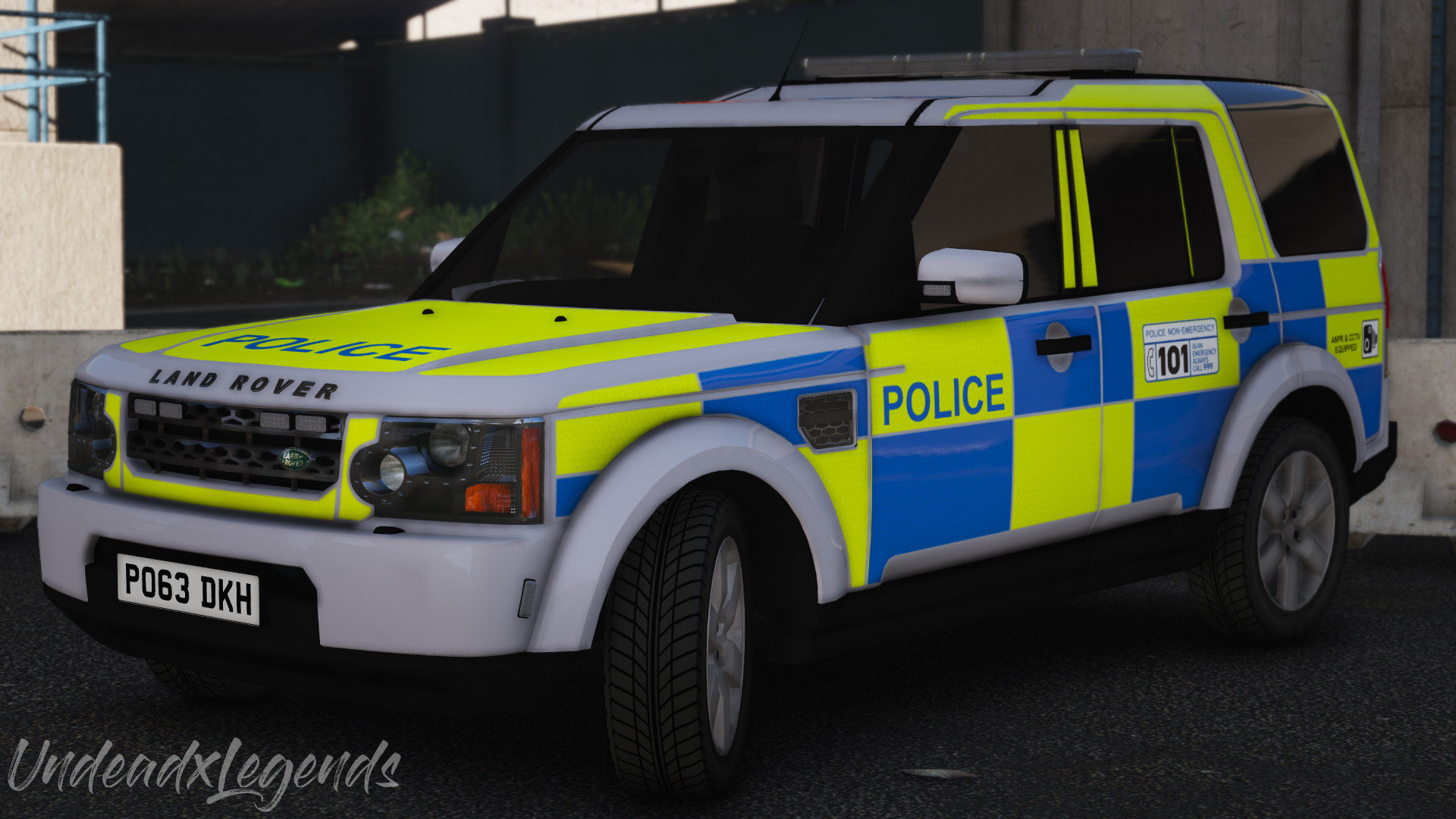 2013 police land rover discovery 4 replace els gta5. Black Bedroom Furniture Sets. Home Design Ideas