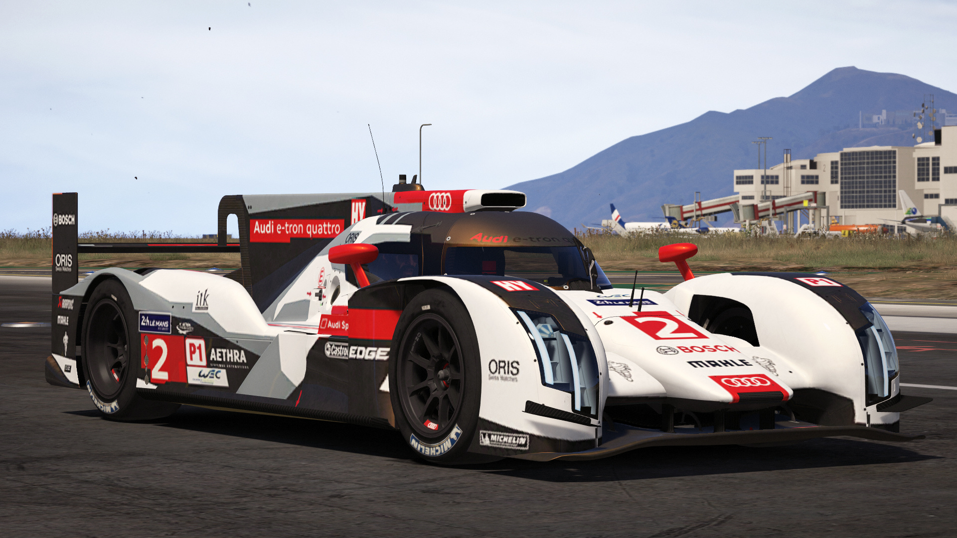 2014 Audi R18 E-tron Quattro [Add-On / Replace | Liveries | Template ...