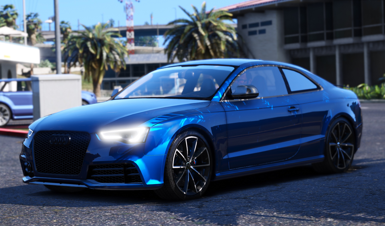 2014 Audi RS5 - GTA5-Mods.com