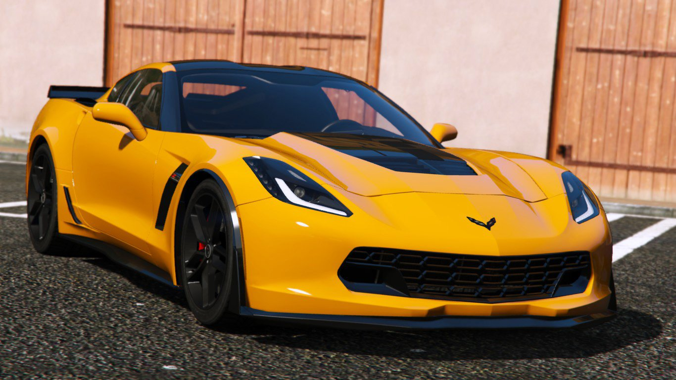 2014 Chevrolet Corvette C7 Stingray Gta5 Mods Com