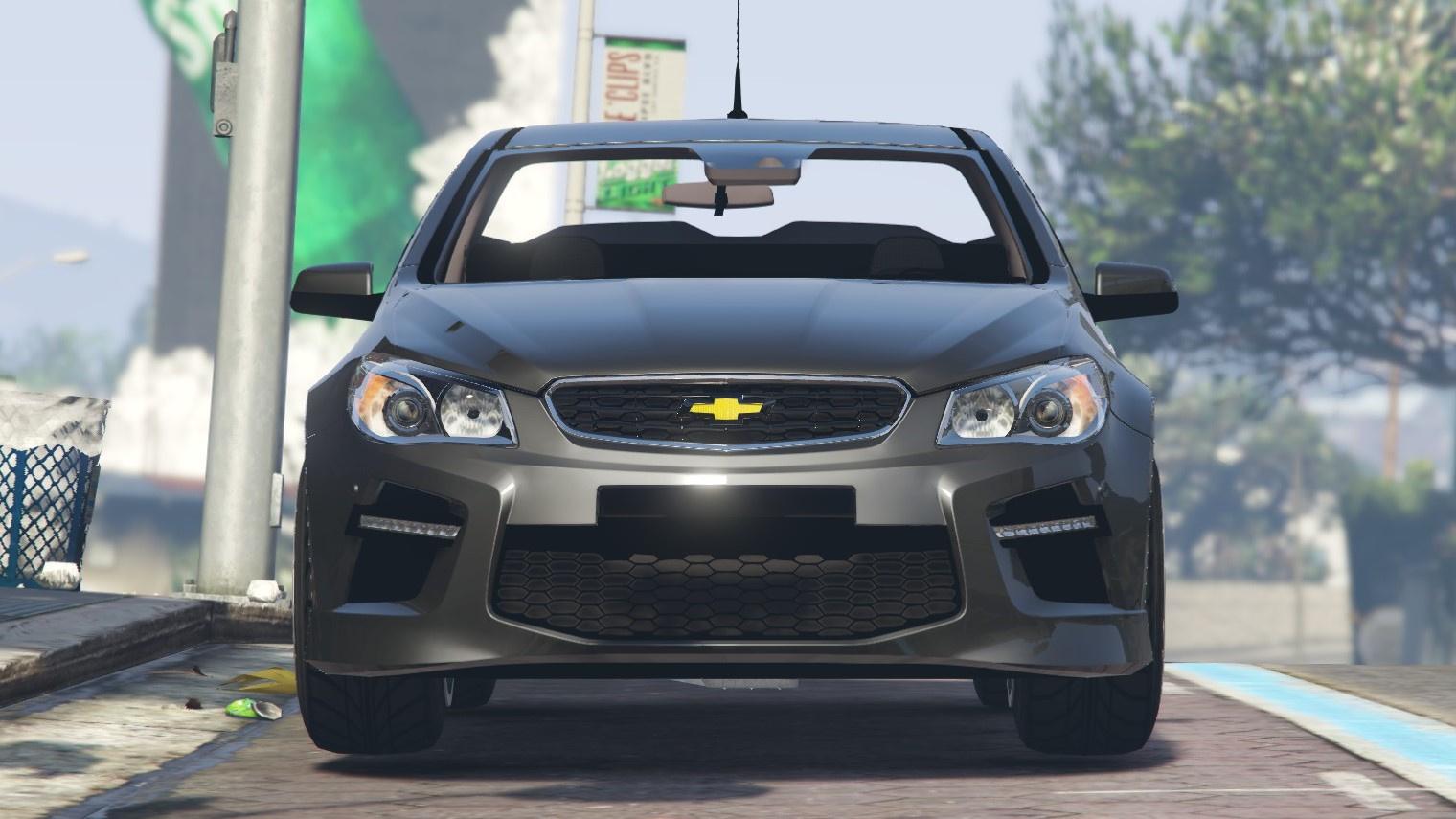 2014 Chevrolet El Camino SS [Replace] - GTA5-Mods com