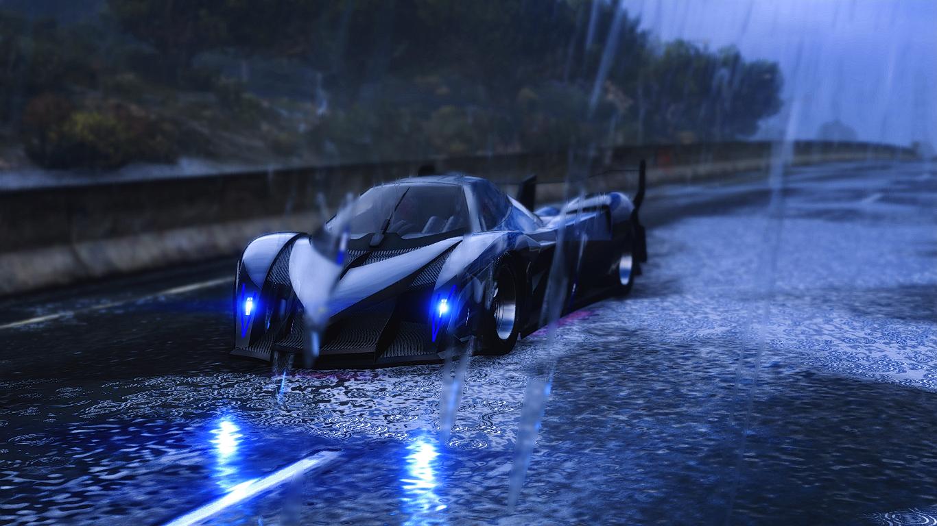 2014 Devel Sixteen Prototype Hq Addon Real Gta5 Mods Com