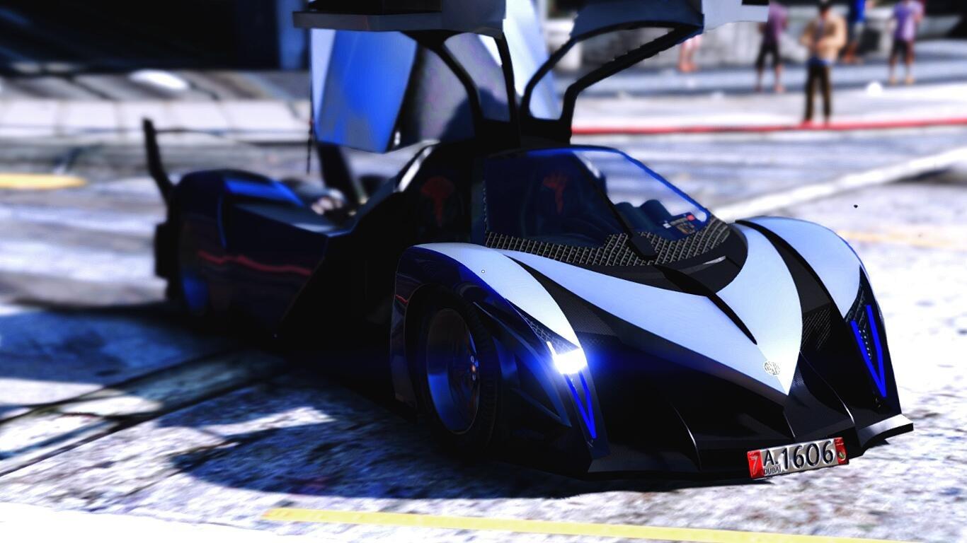 Devel Sixteen Prototype >> 2014 Devel Sixteen Prototype [Add-On] - GTA5-Mods.com