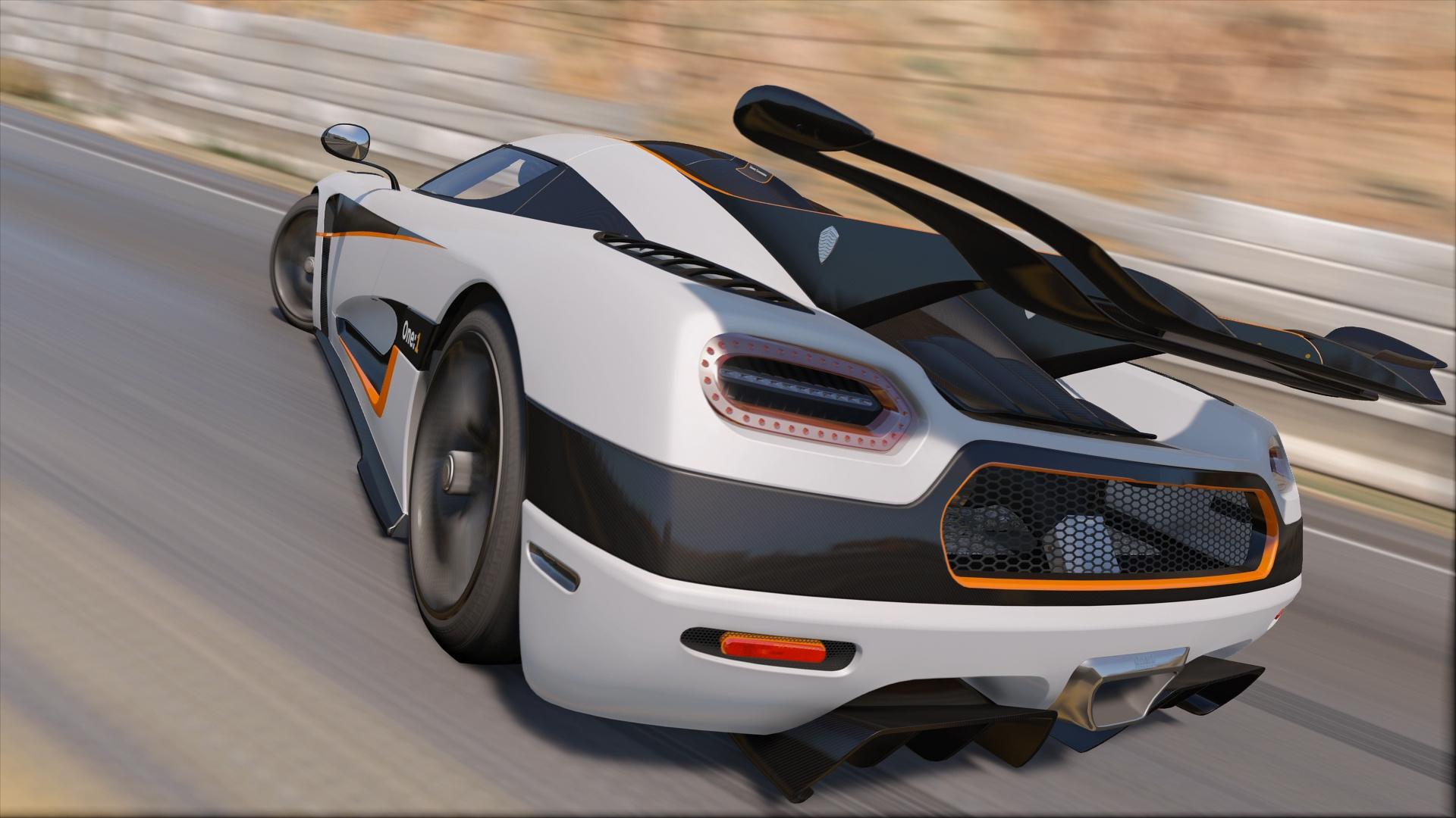 2015 Koenigsegg Agera One 1 Add On Dials Spyder Animated