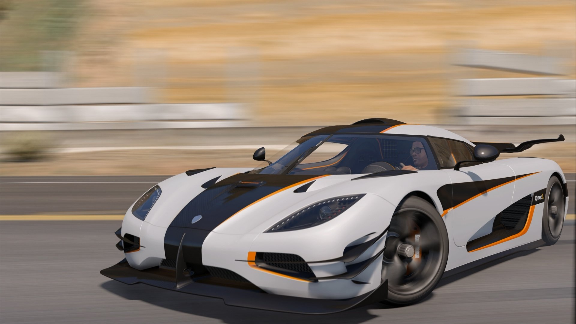2015 Koenigsegg Agera One 1 Add On Dials Spyder