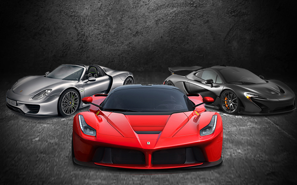 handling top speed pack laferrari mclaren p1 porsche. Black Bedroom Furniture Sets. Home Design Ideas