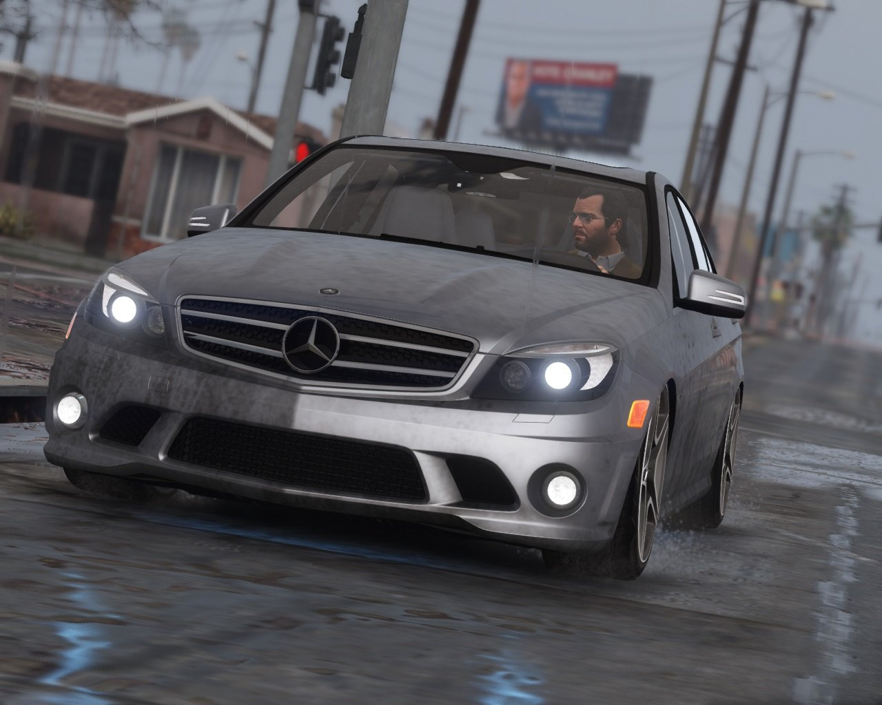 2011 Mercedes-Benz C63 AMG (W204) [Add-On / Replace | Tuning | HQ