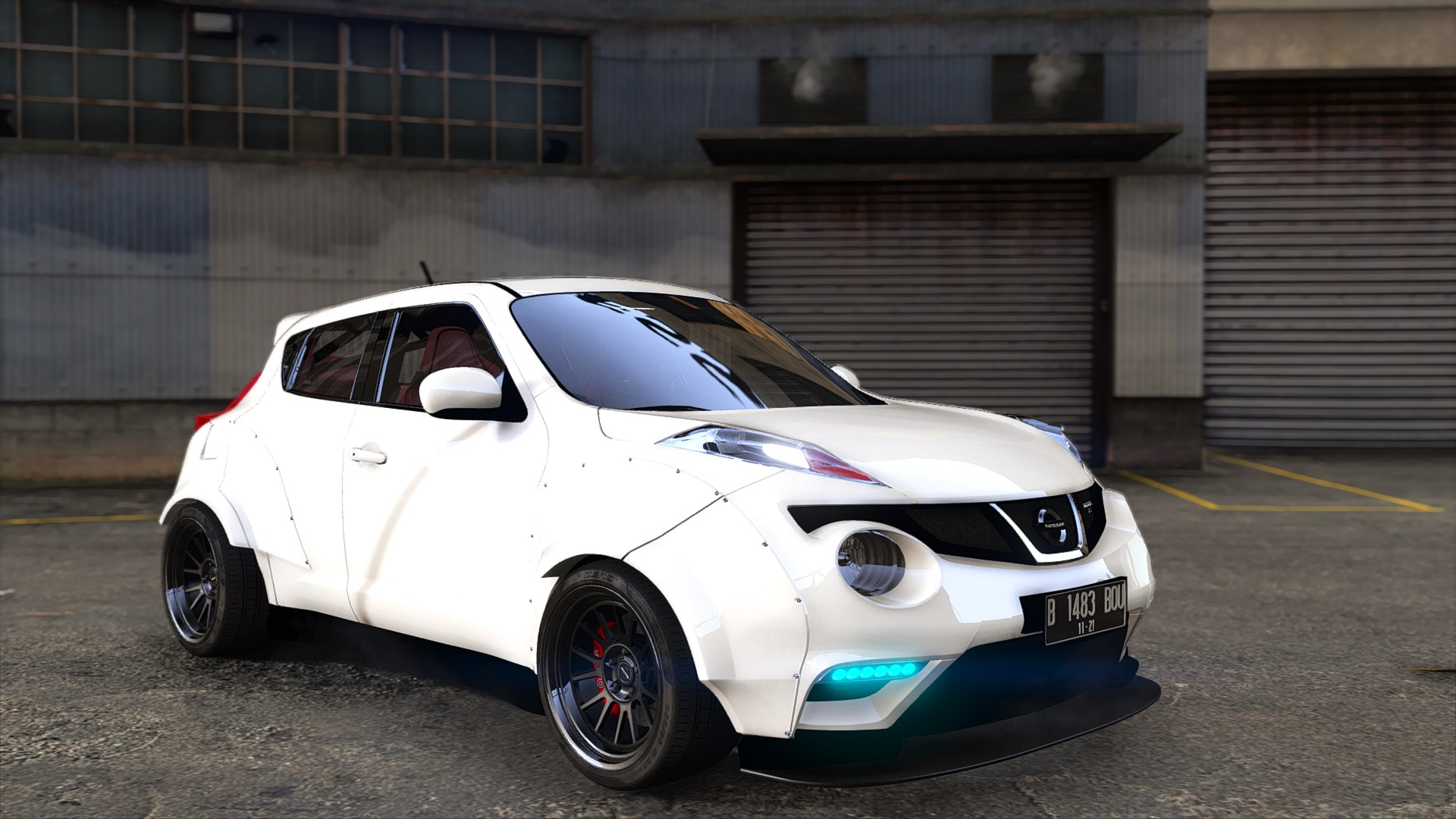 Ford Fusion Rs >> 2014 Nissan Juke RS Nismo Add On - GTA5-Mods.com
