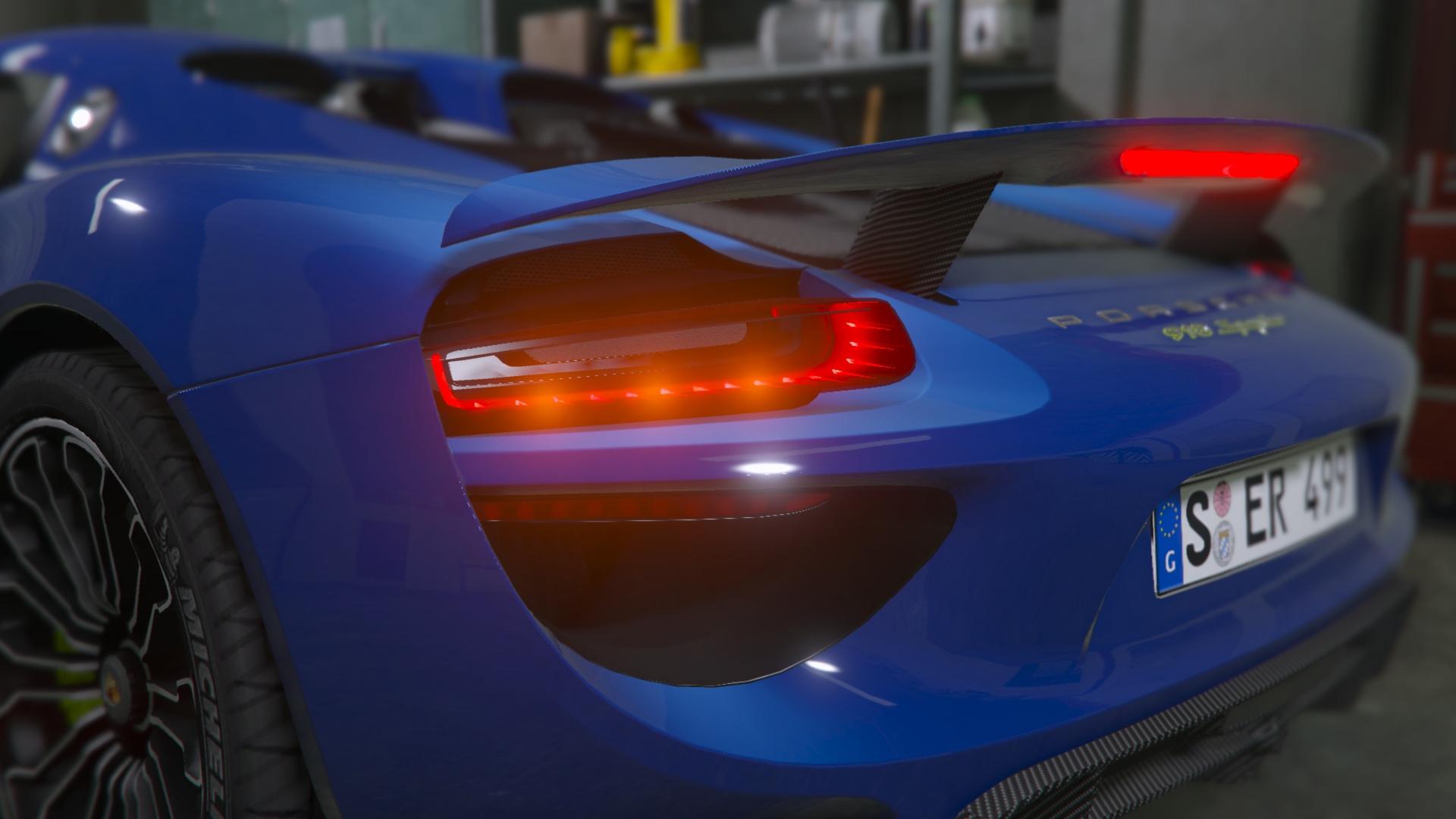 7433e7-GTA5%202015-09-15%2021-51-30-19_%E7%9C%8B%E5%9B%BE%E7%8E%8B Stunning Porsche 918 Spyder Paint Job Cars Trend