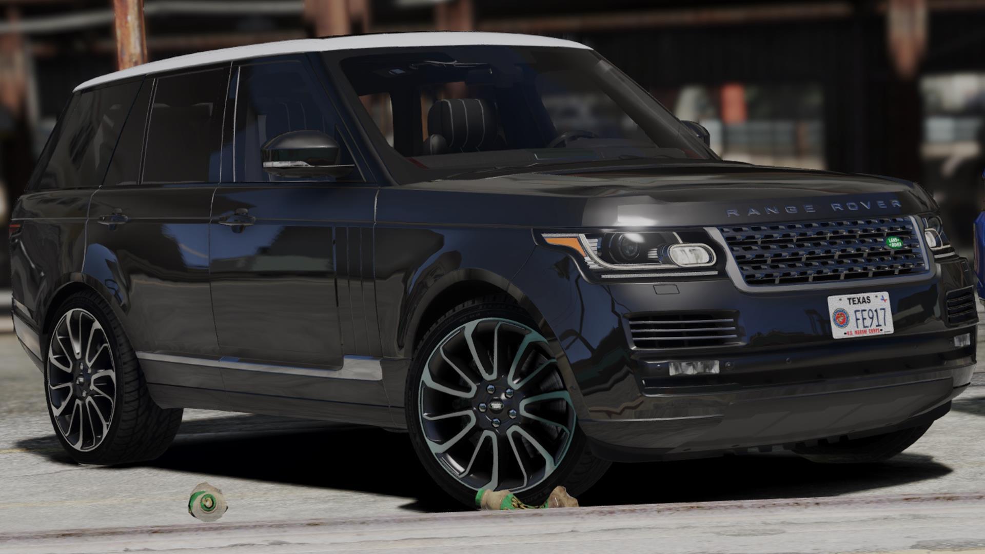 2014 range rover vogue sc 3 0 v6 add on replace gta5. Black Bedroom Furniture Sets. Home Design Ideas