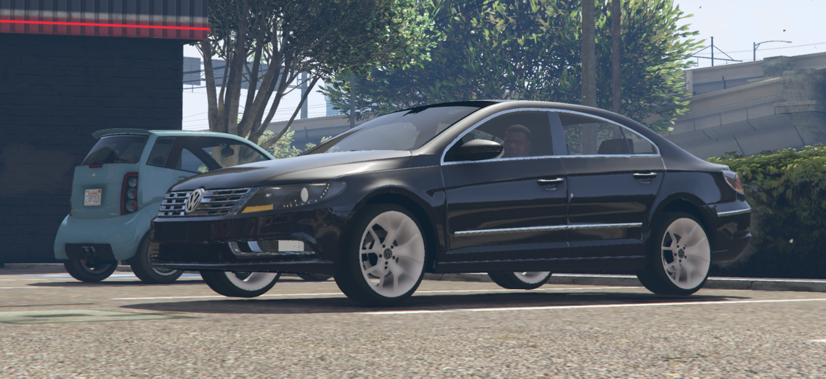 2014 volkswagen cc add on gta5. Black Bedroom Furniture Sets. Home Design Ideas