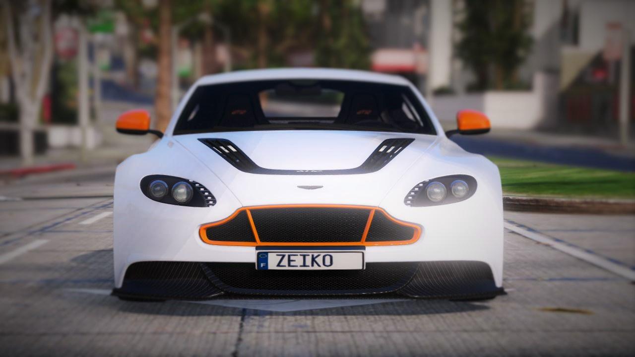 2015 Aston Martin Gt12 Gta5 Mods Com