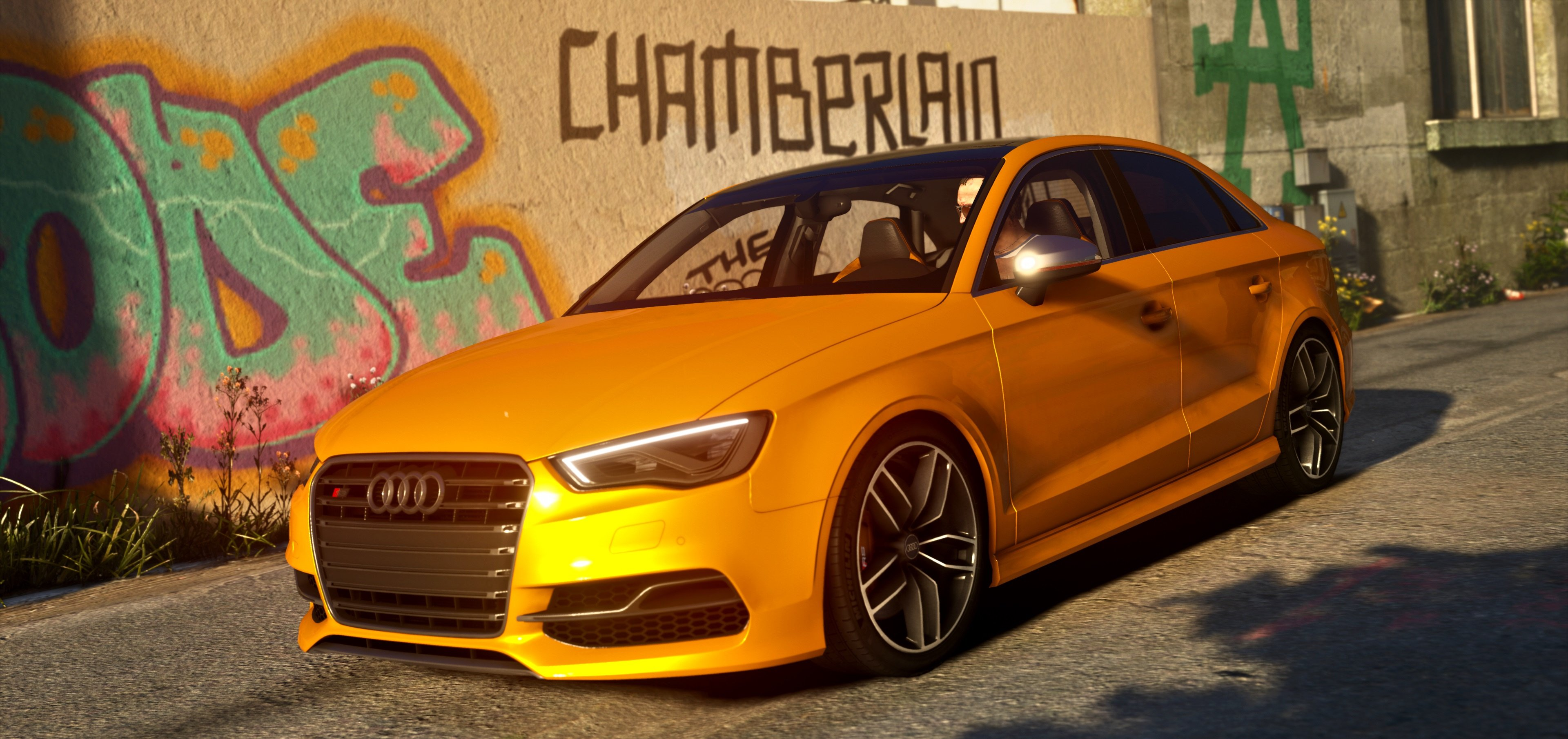 2015 audi a3 s3 sedan gta5. Black Bedroom Furniture Sets. Home Design Ideas