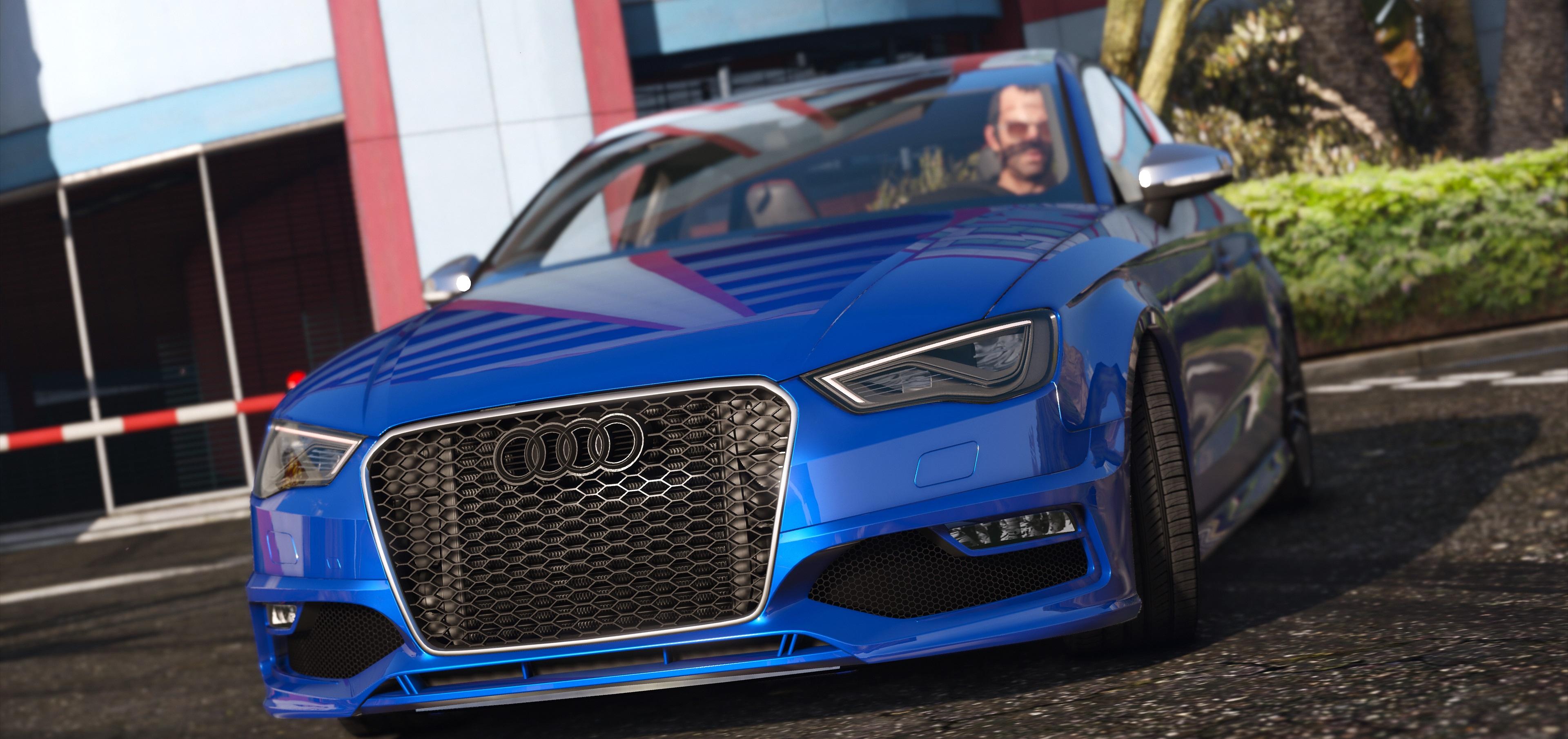 Audi A S Sedan GTAModscom - Audi car gta 5