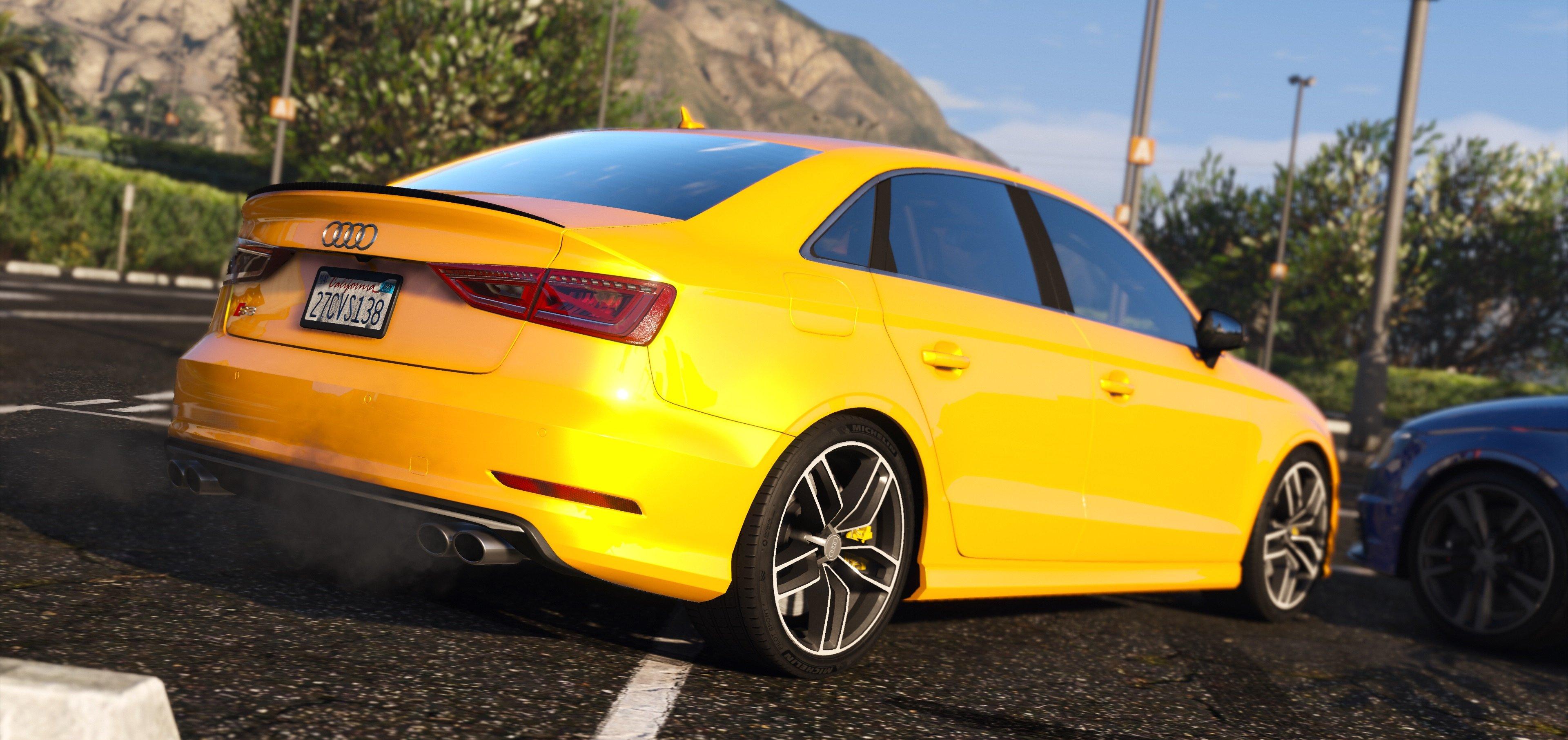 2015 Audi A3 / S3 Sedan