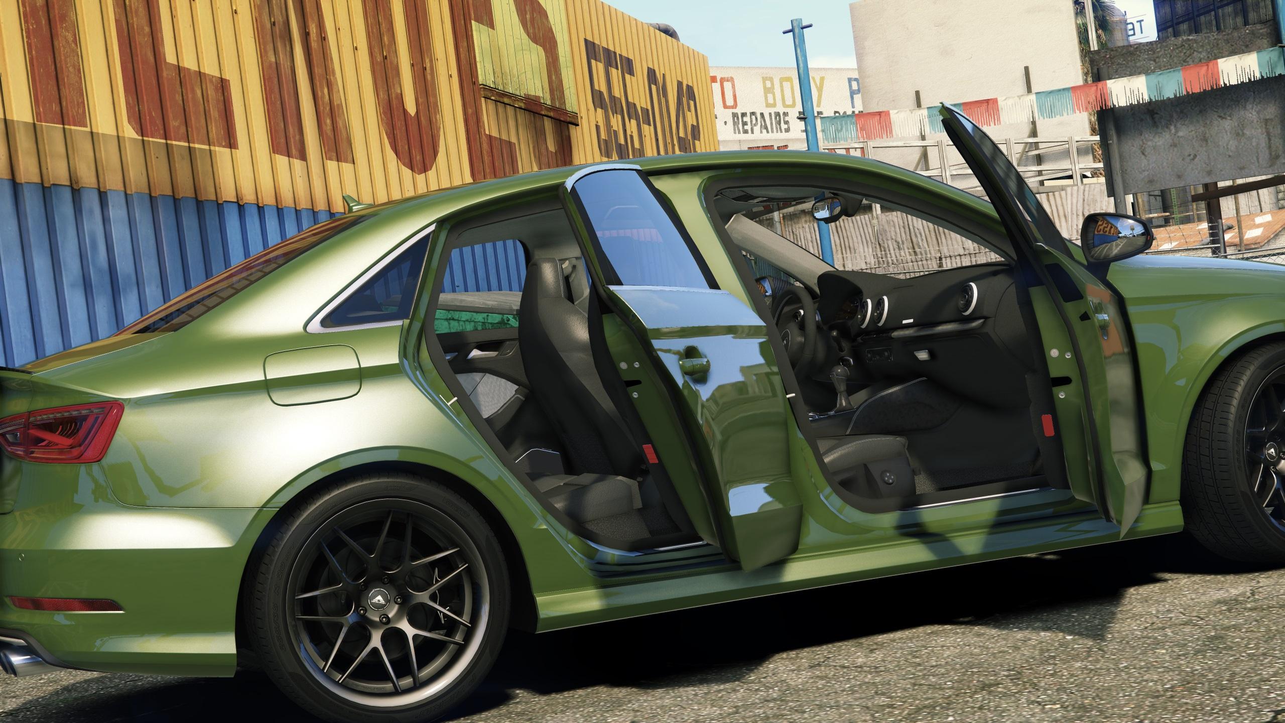2015 Charger Sxt >> 2015 Audi A3 / S3 Sedan - GTA5-Mods.com