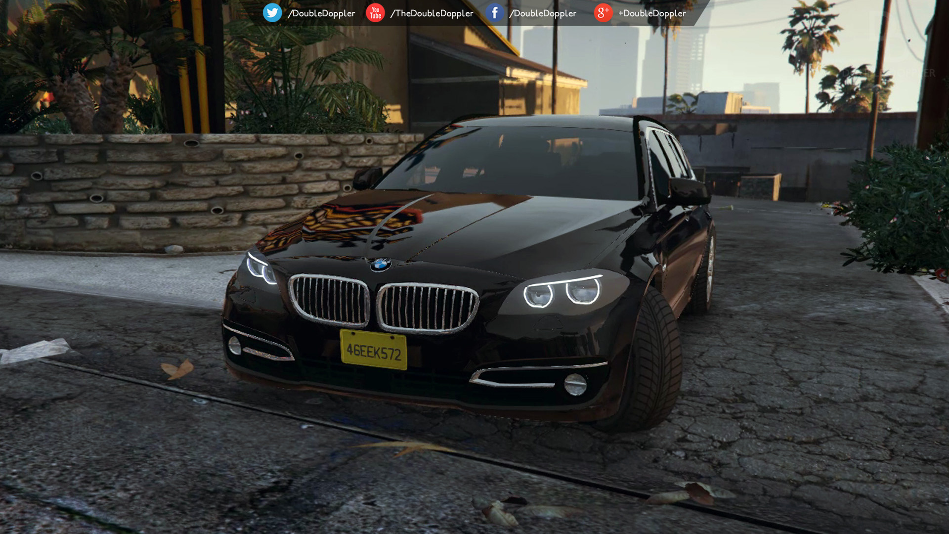 2015 bmw 525d f11 gta5. Black Bedroom Furniture Sets. Home Design Ideas