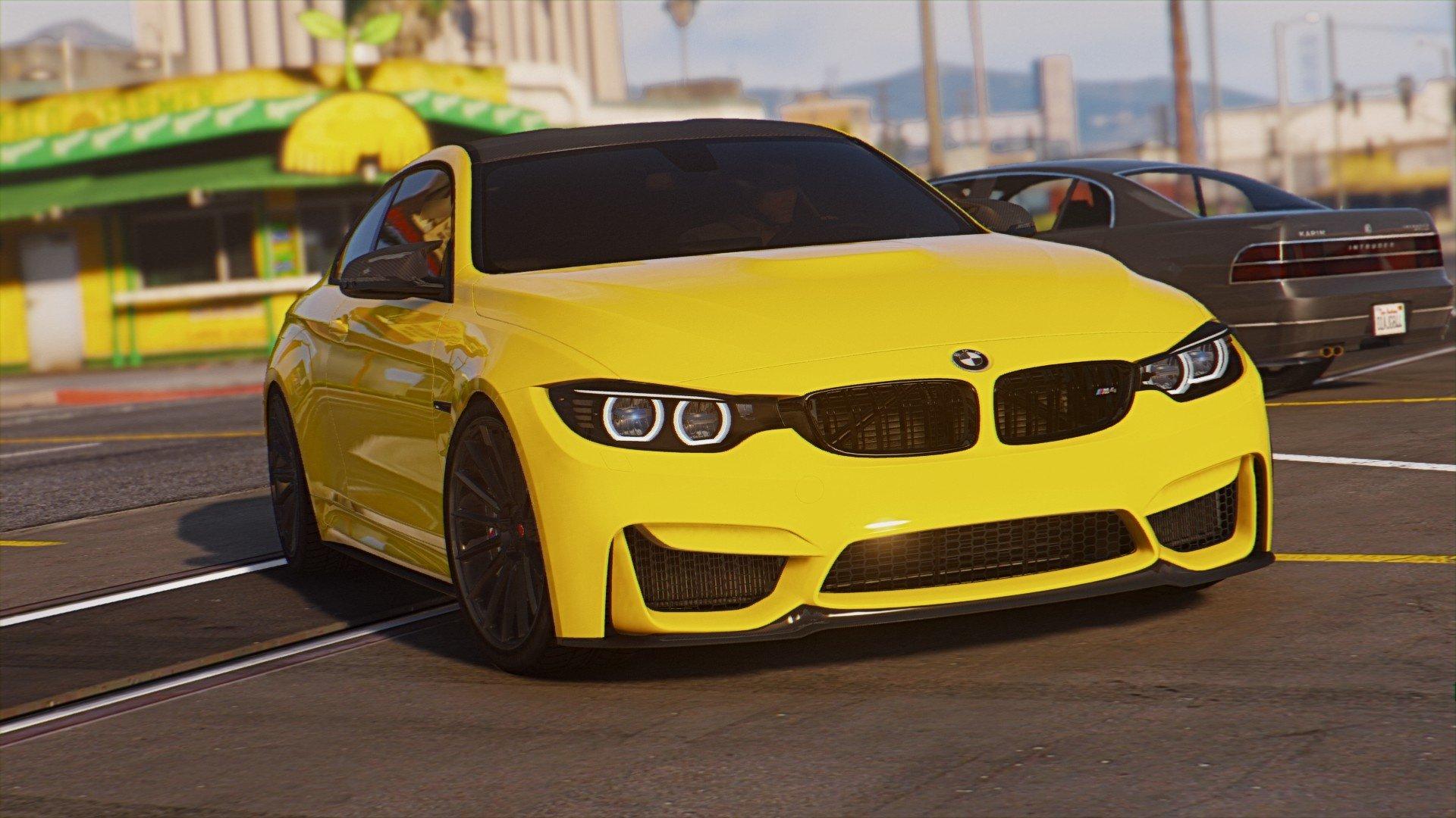 2015 Jeep Rubicon >> 2015 BMW F82 M4 [Add-On | Tuning | Bodykits] - GTA5-Mods.com
