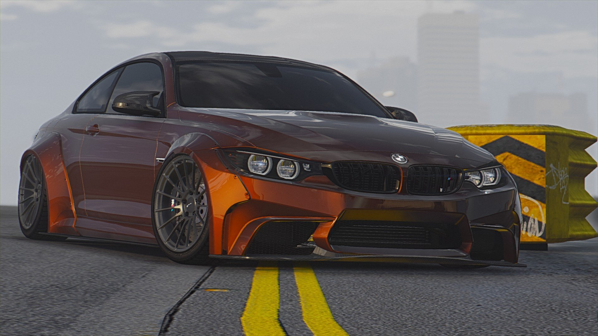 2015 Bmw F82 M4 Add On Tuning Bodykits Gta5 Mods Com