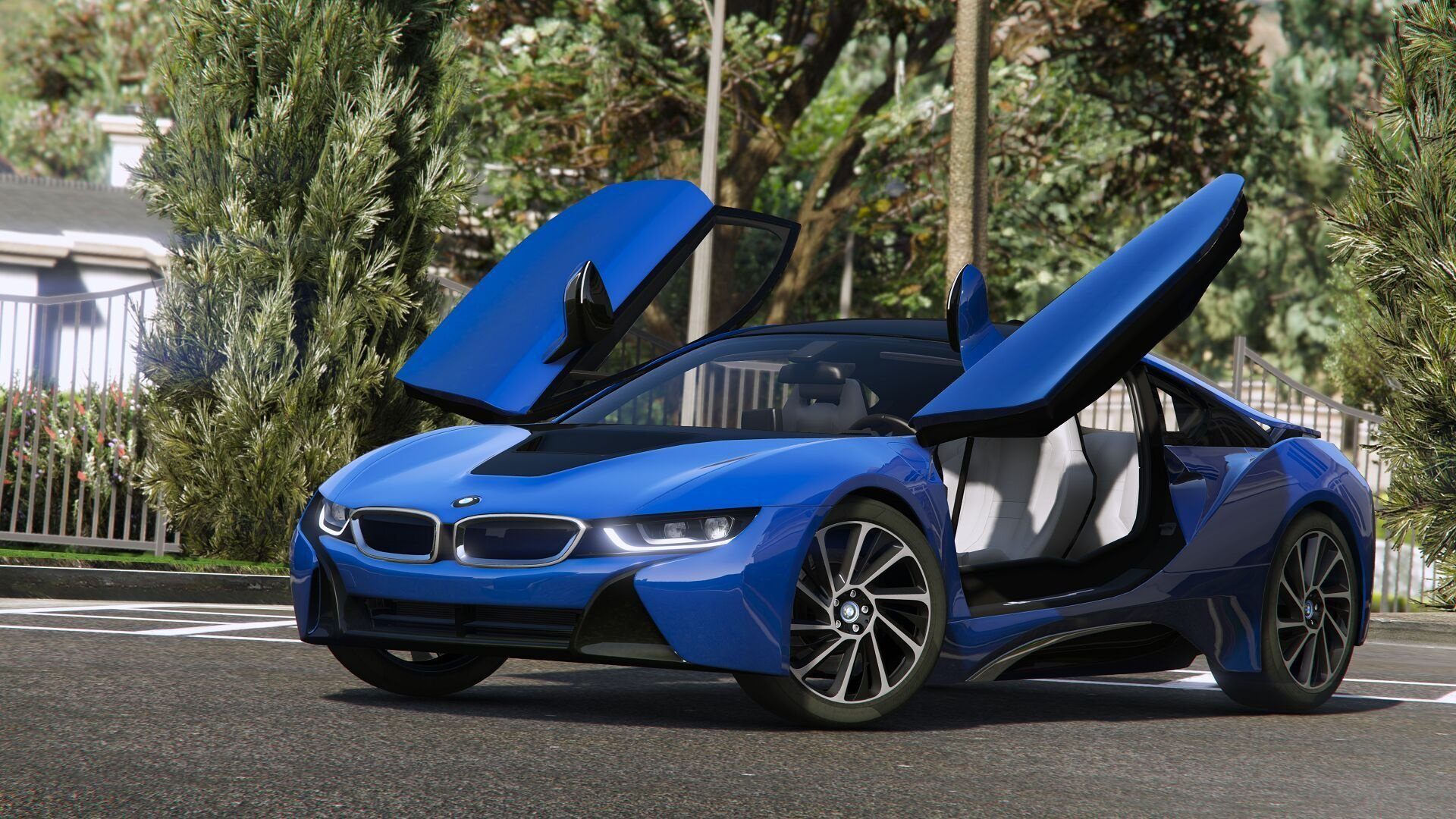 2015 BMW i8 I12 [Add ] GTA5 Mods