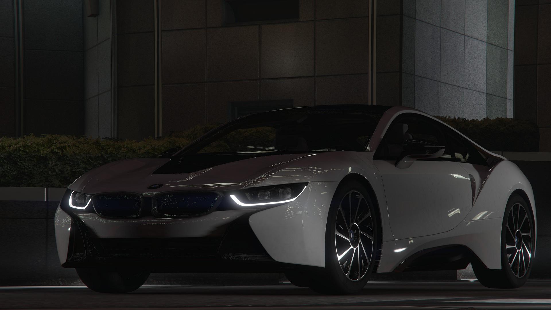 2015 BMW i8 I12 [Add ] GTA5 Mods
