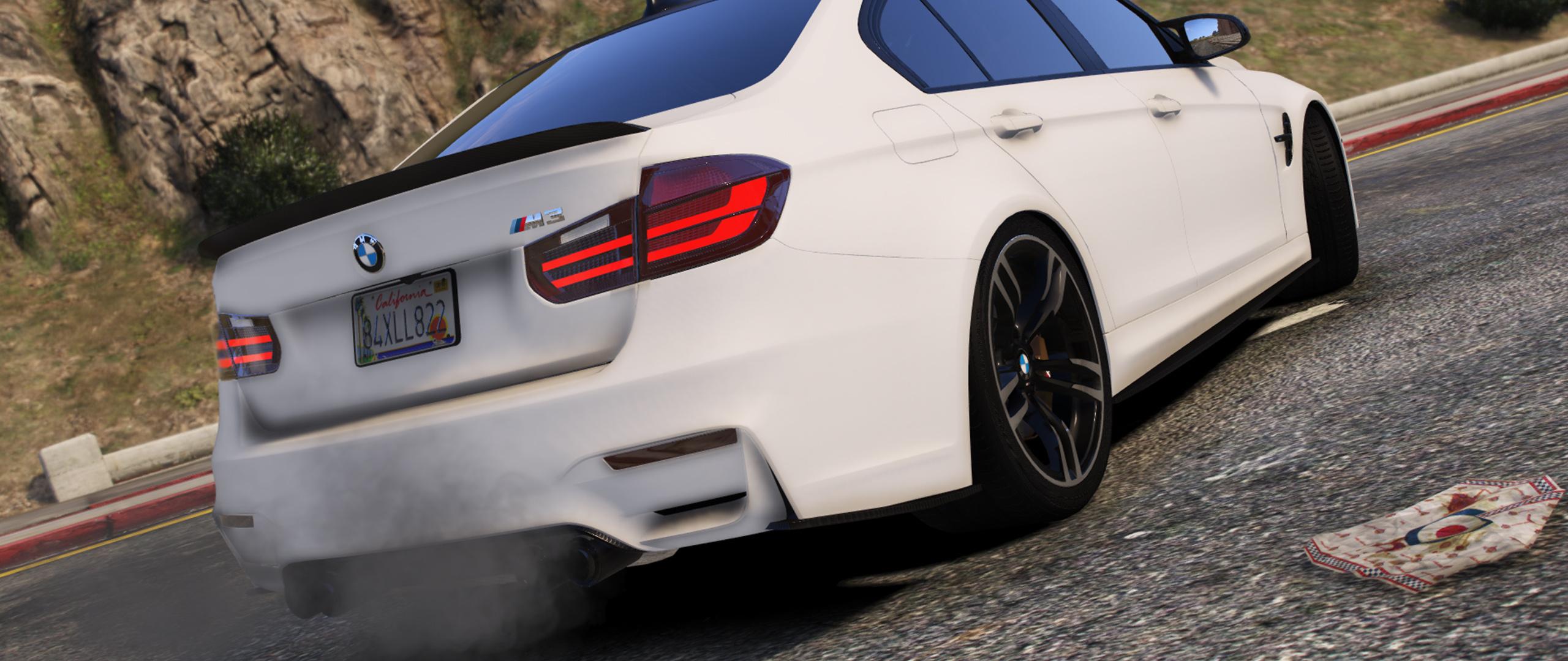 2015 Bmw M3 F80 Add On Tuning Gta5 Mods Com