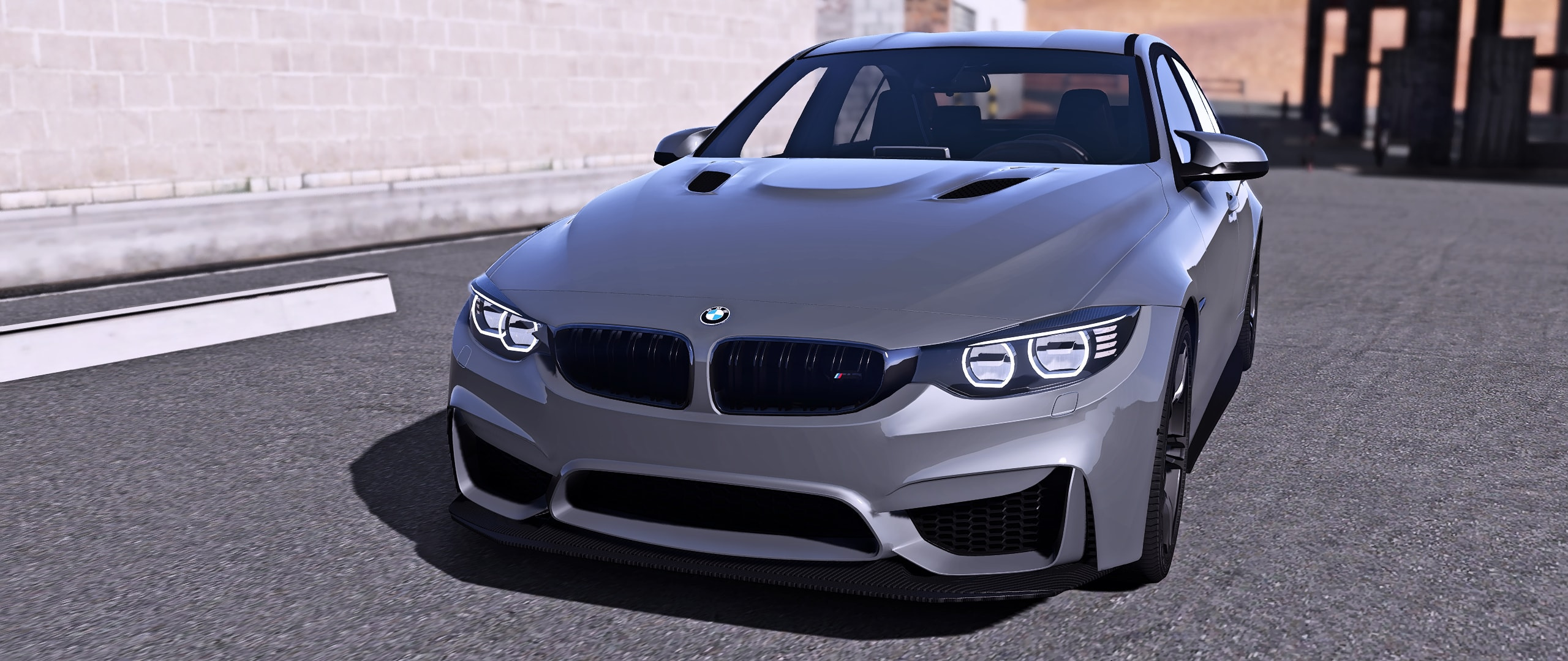 2015 bmw m3 f80 add on tuning analog digital dials. Black Bedroom Furniture Sets. Home Design Ideas