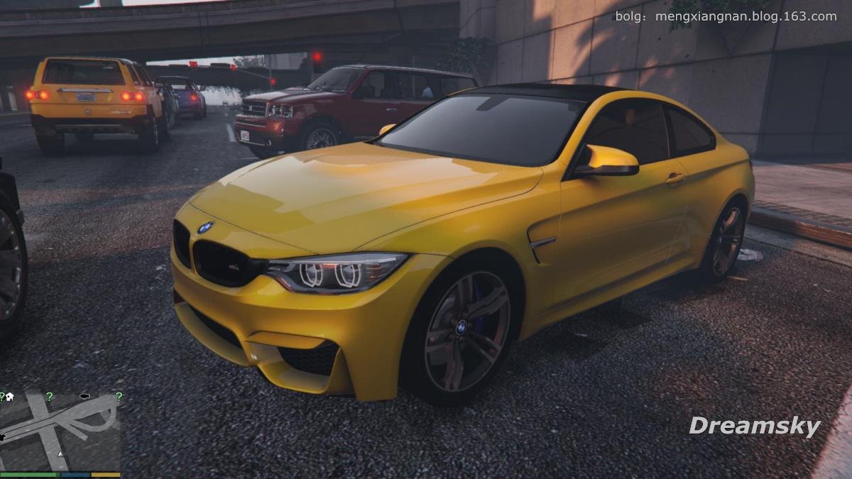 2015 Bmw M4 F82 Gta5 Mods Com