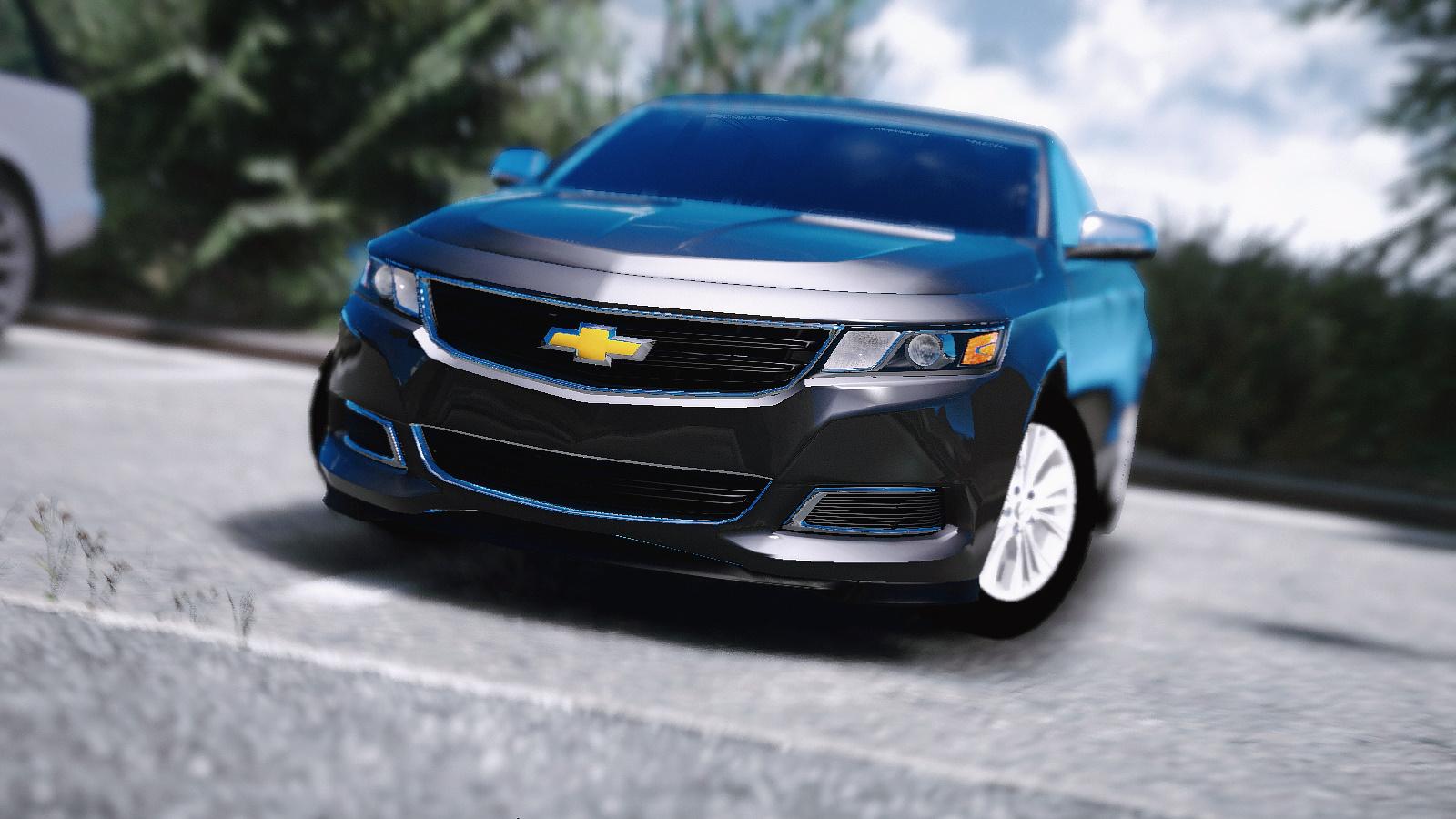 Impala 2015 chevrolet impala : 2015 Chevrolet Impala - GTA5-Mods.com