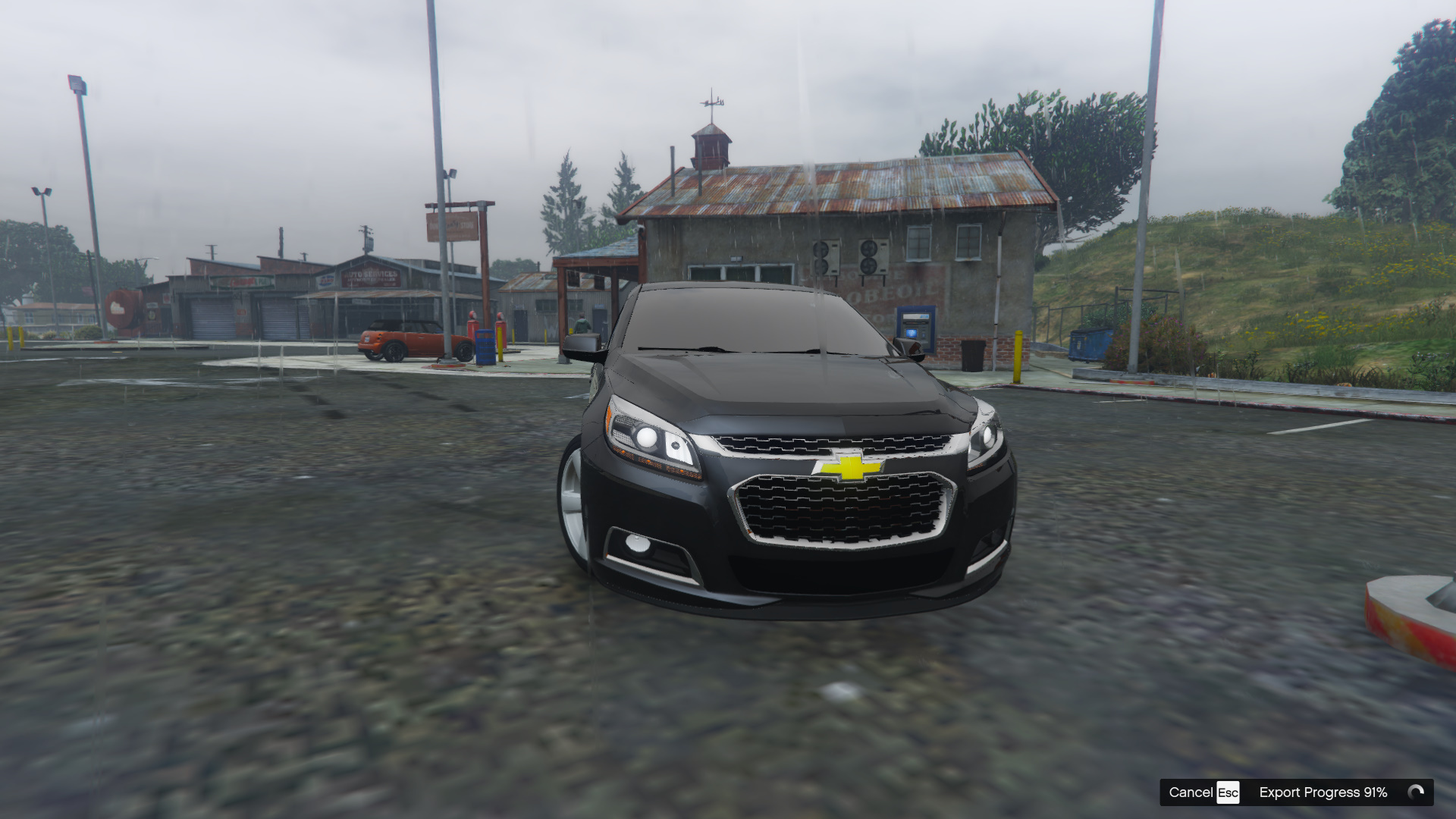 2015 Chevrolet Malibu GTA5 Mods