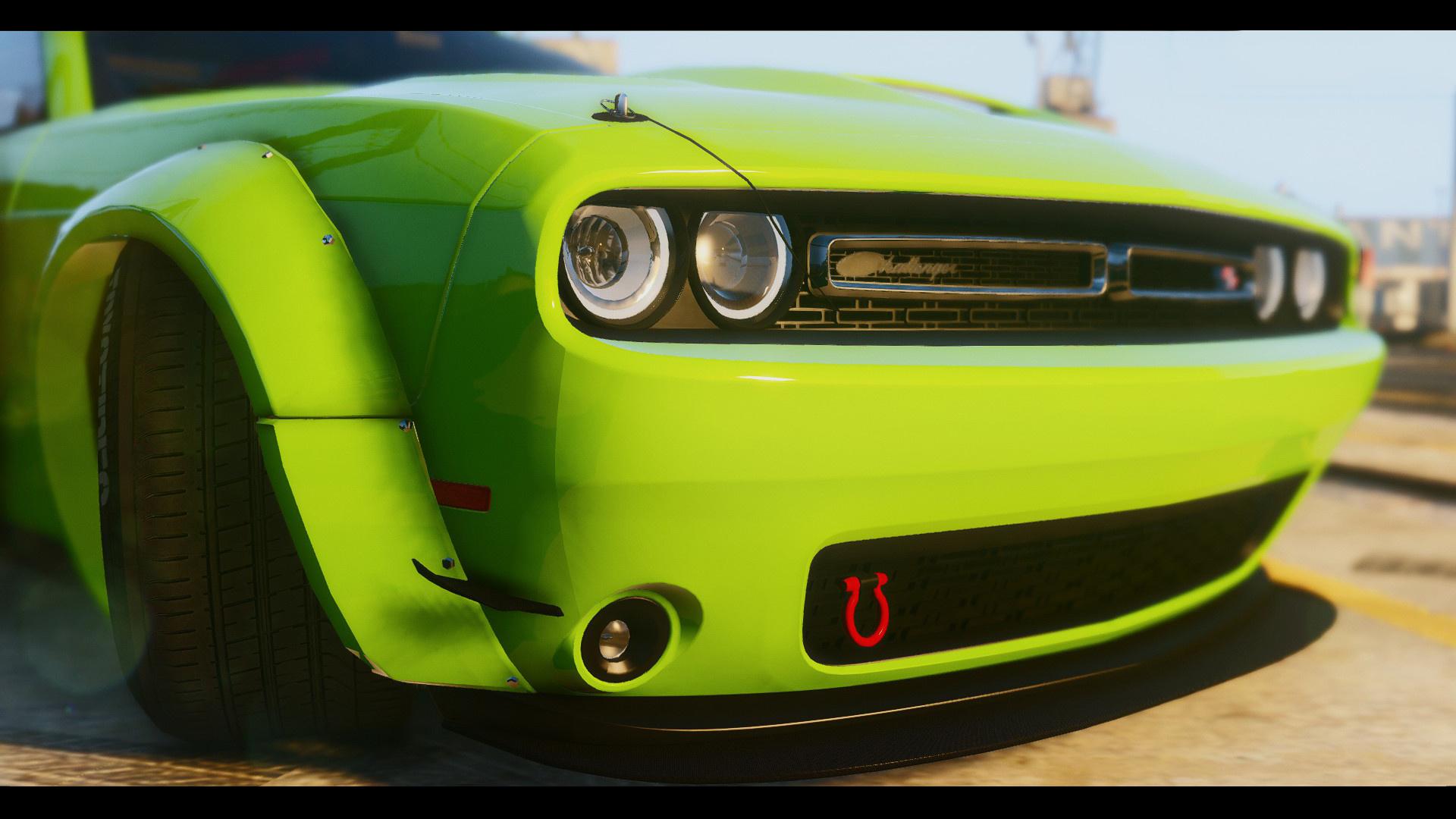 2015 Dodge Challenger [HQ