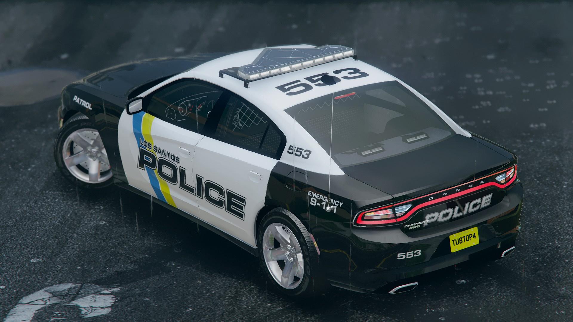 2015 Dodge Charger - Los Santos Police - GTA5-Mods.com 2015 Police Charger