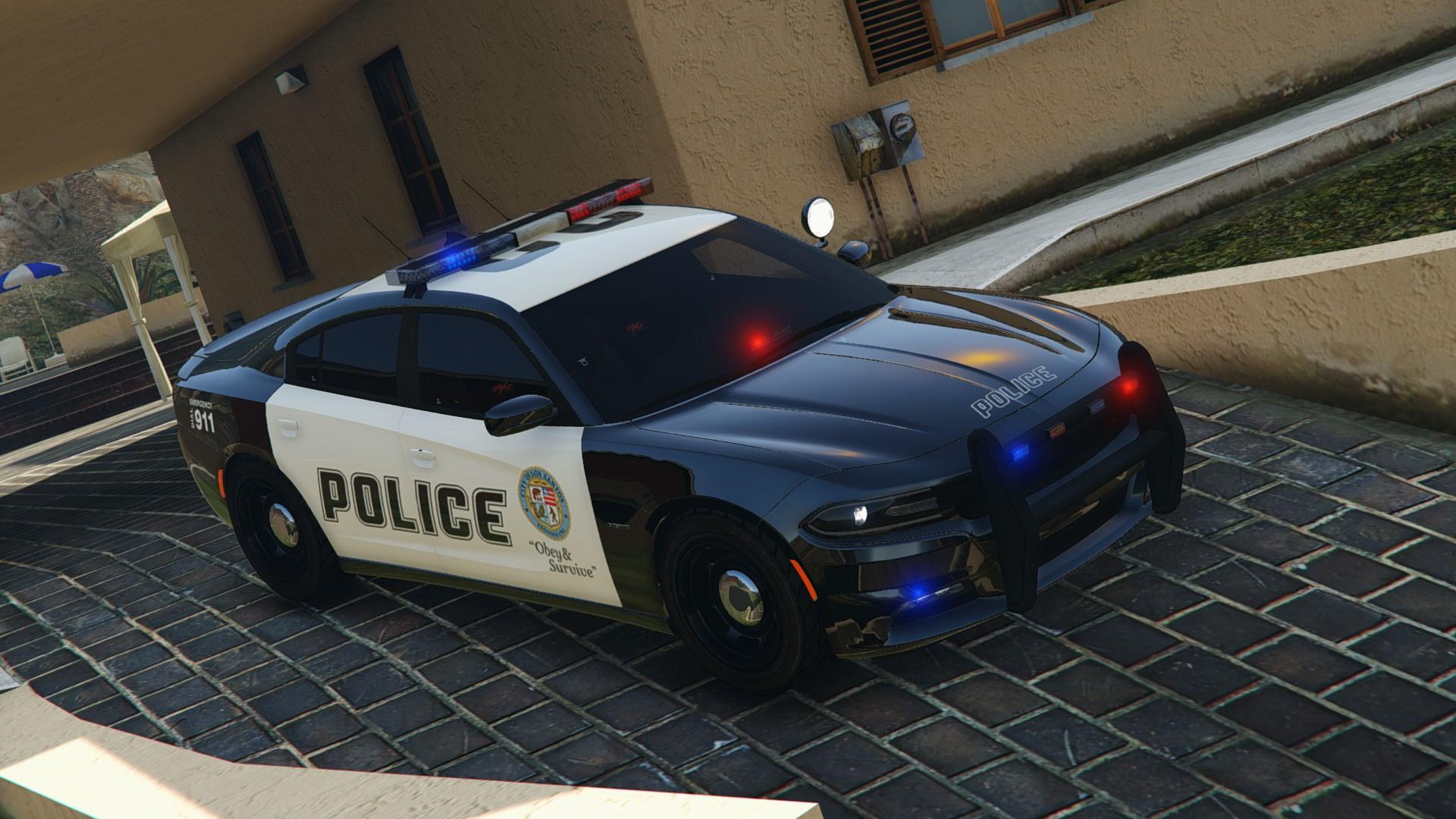 Gta 5 Polizei