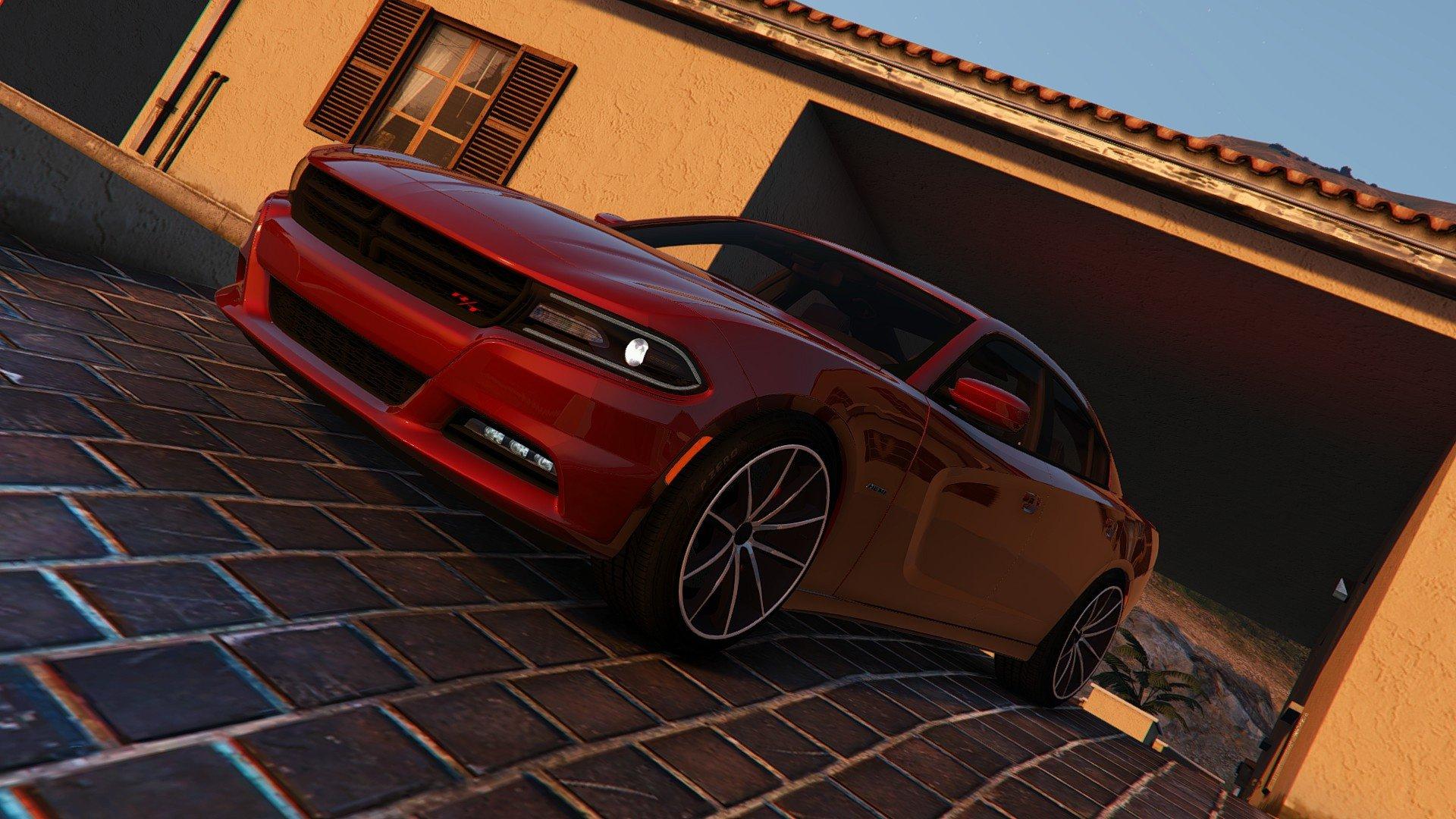 2015 Dodge Charger Rt Gta5