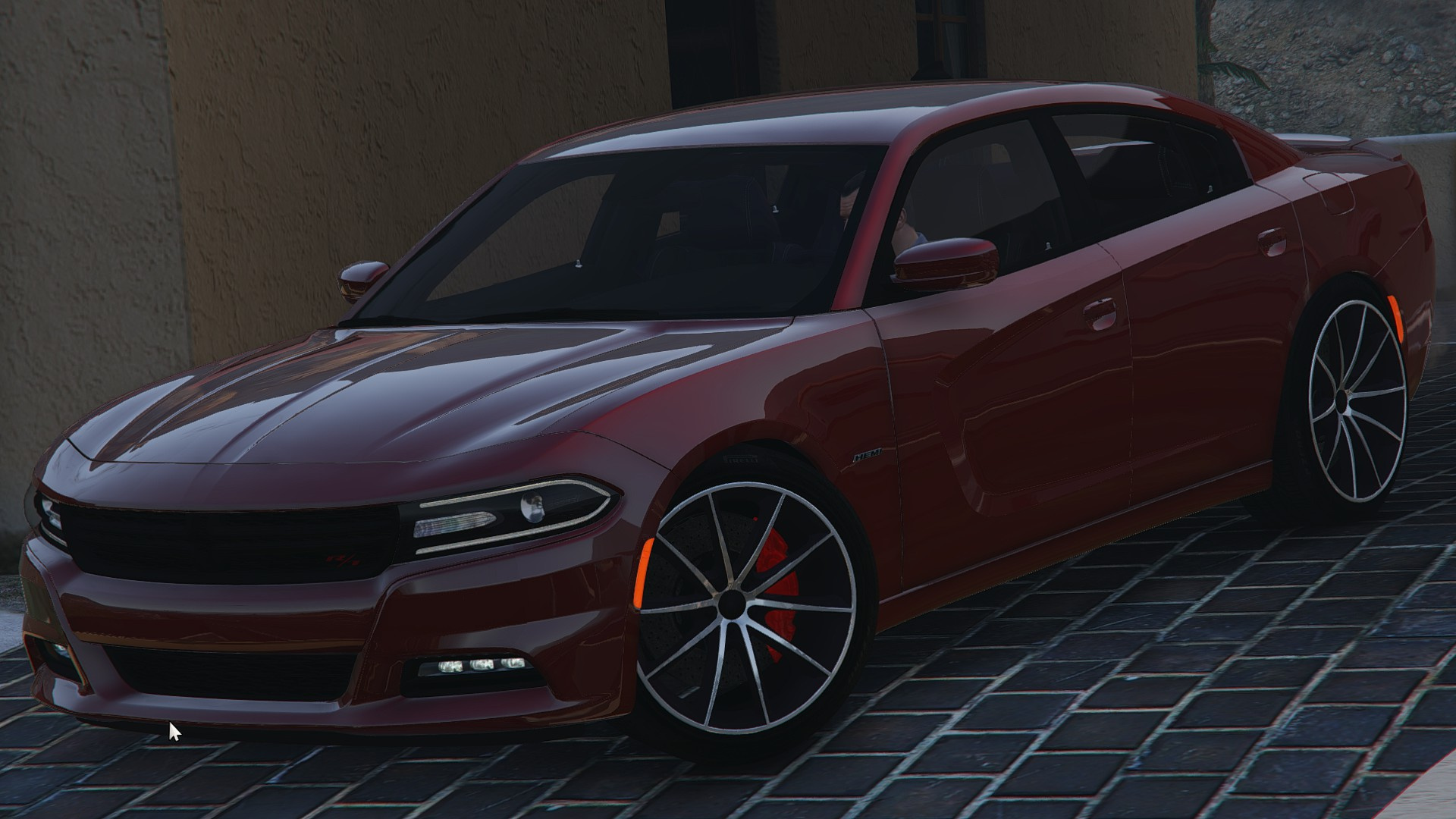 2015 dodge charger rt - gta5-mods