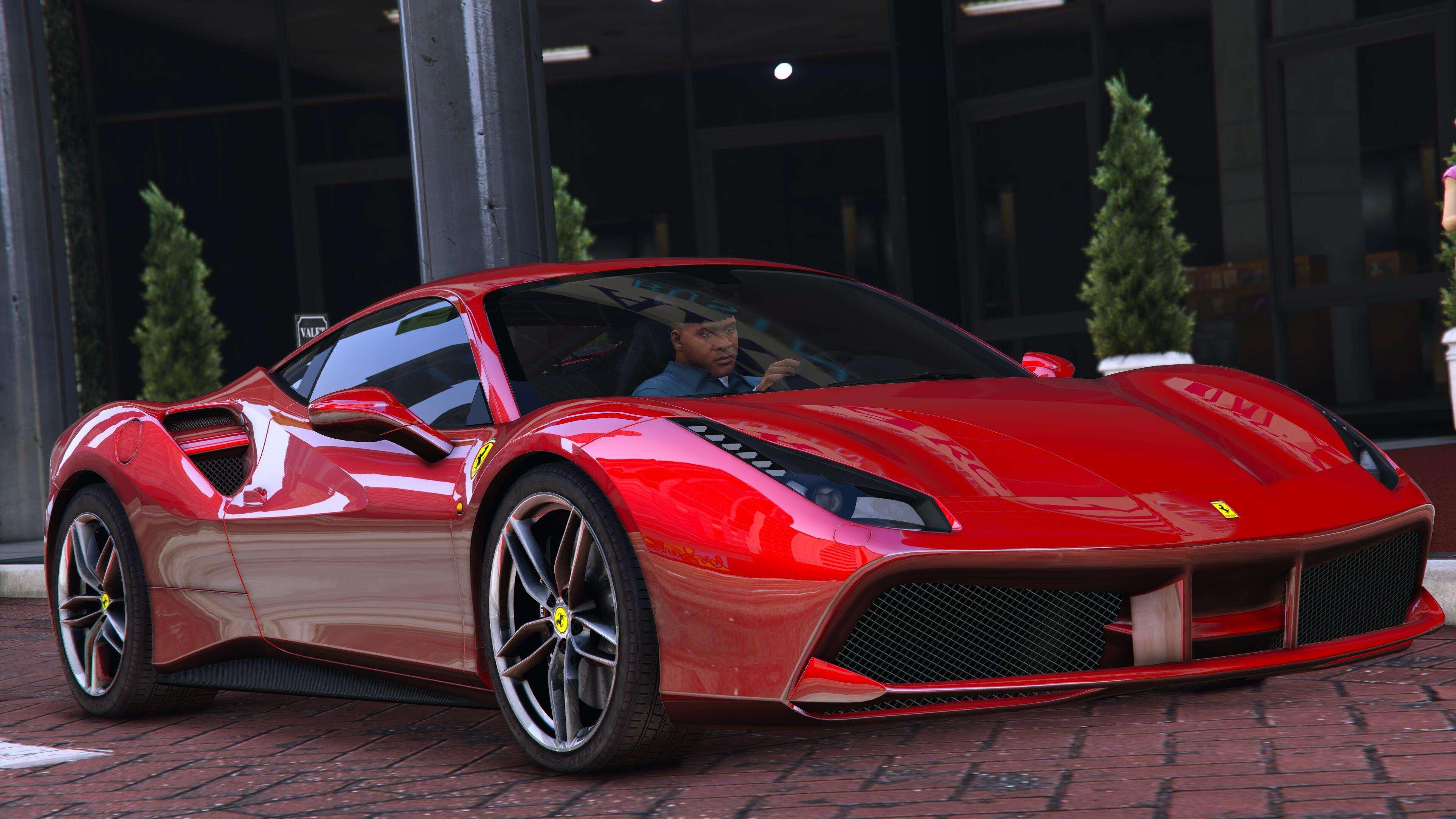Ferrari 488 Gtb >> 2015 Ferrari 488 Gtb Add On Gta5 Mods Com