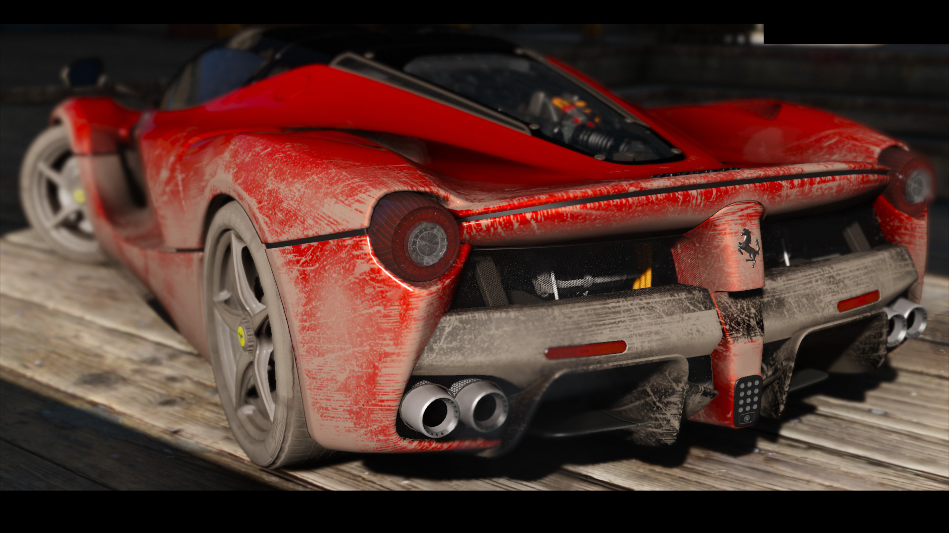2015 ferrari laferrari [add-on   livery   hq] - gta5-mods