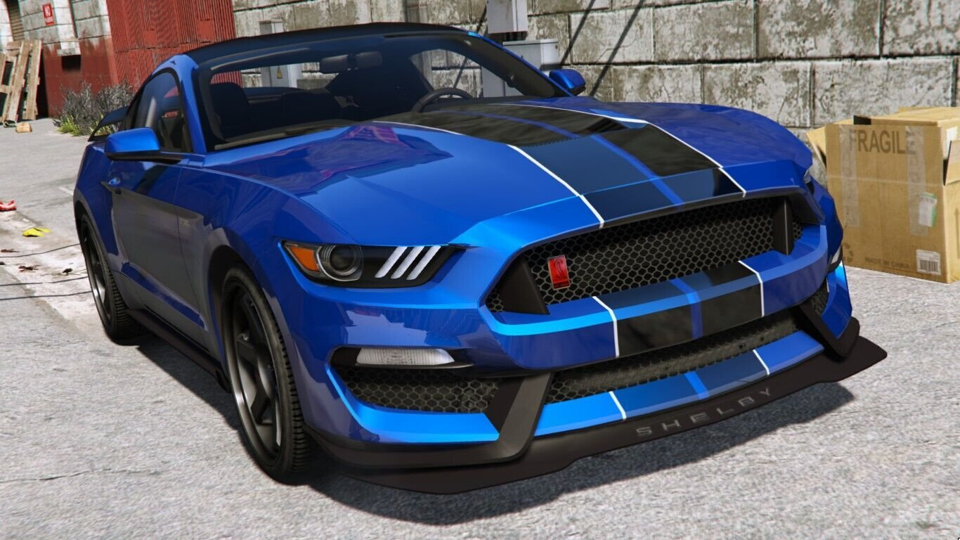 Ford Shelby Gt350r Interior >> 2015 Ford Mustang GT [RTR Spec5 | Add-On] - GTA5-Mods.com