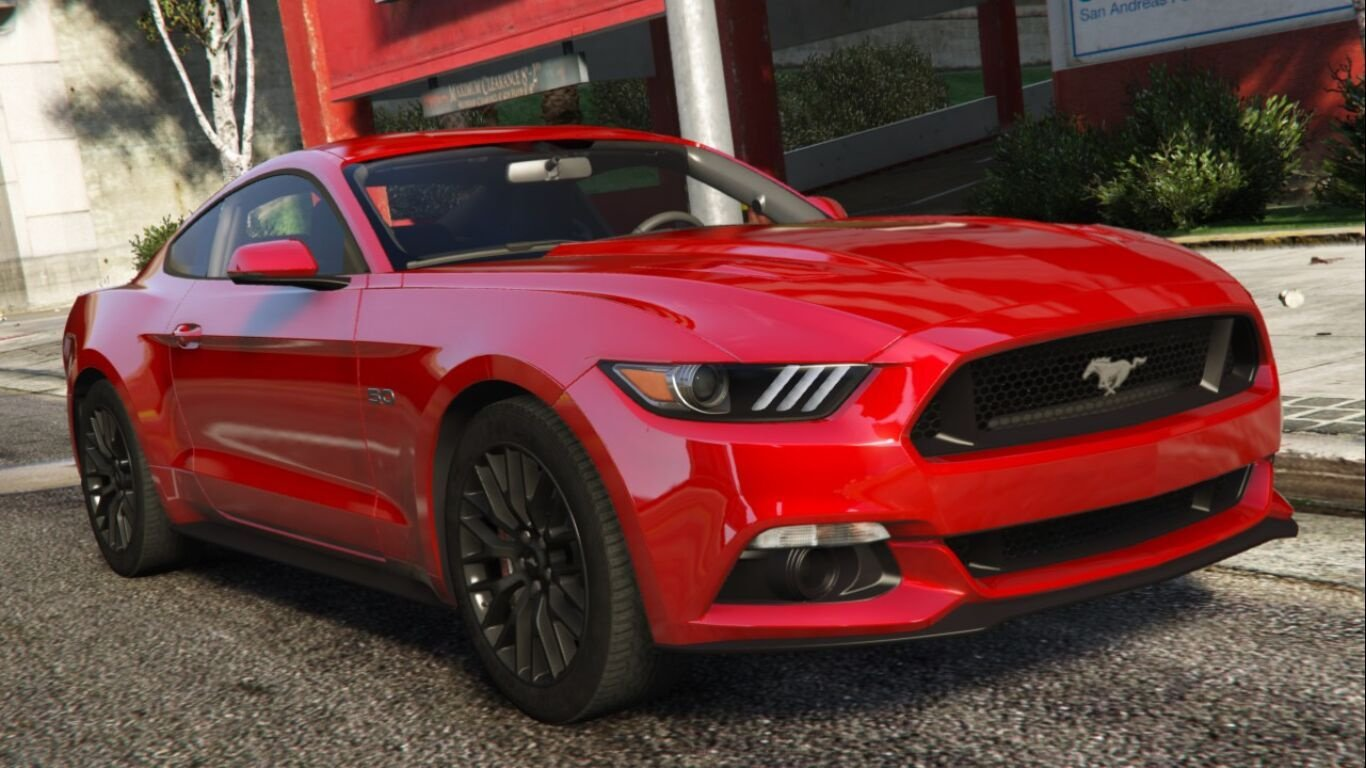 2015 Ford Mustang Gt Rtr Spec5 Add On Gta5 Mods Com