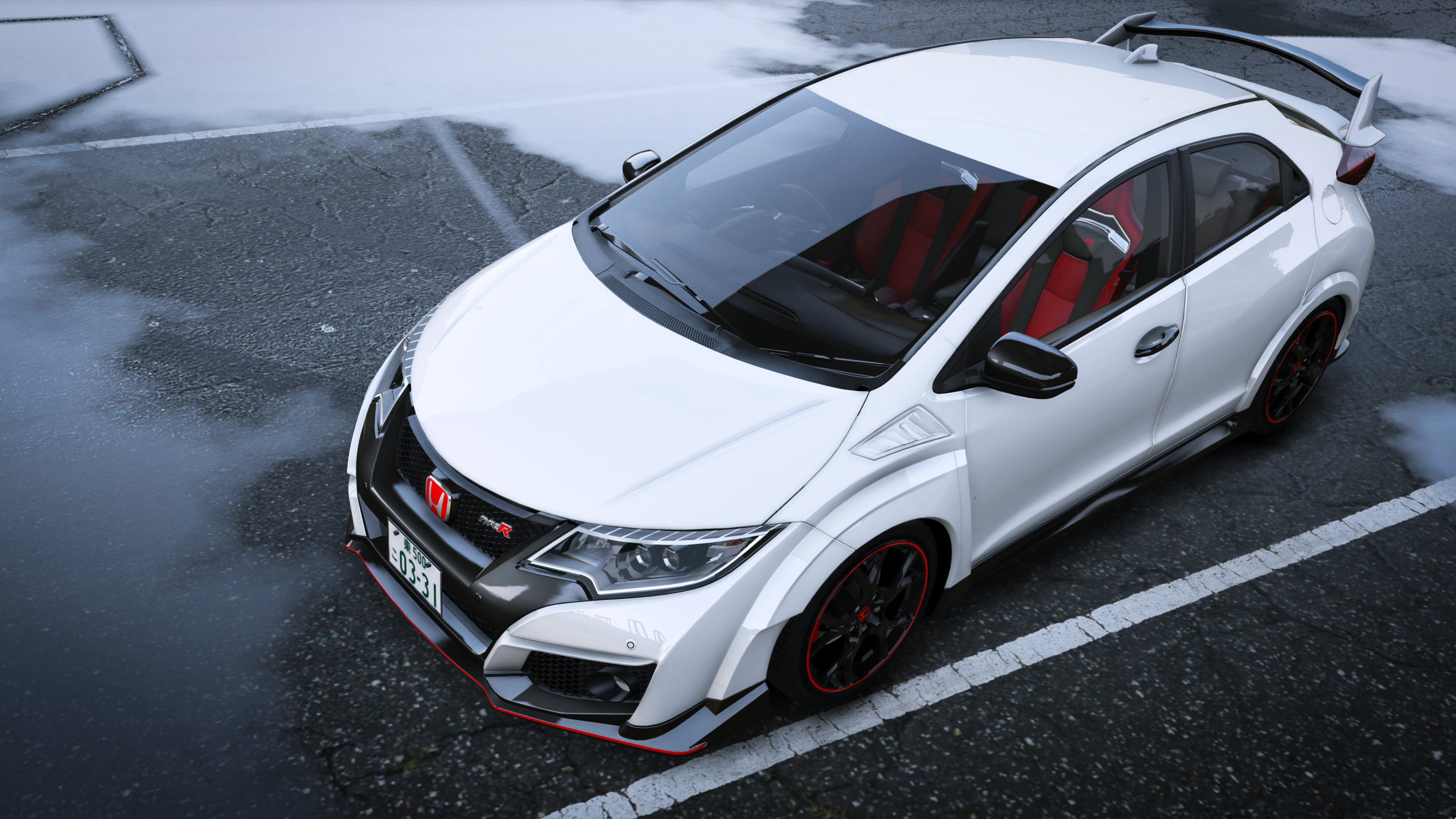 2015 Honda Civic Type R Fk2 Add On Rhd Gta5 Mods Com