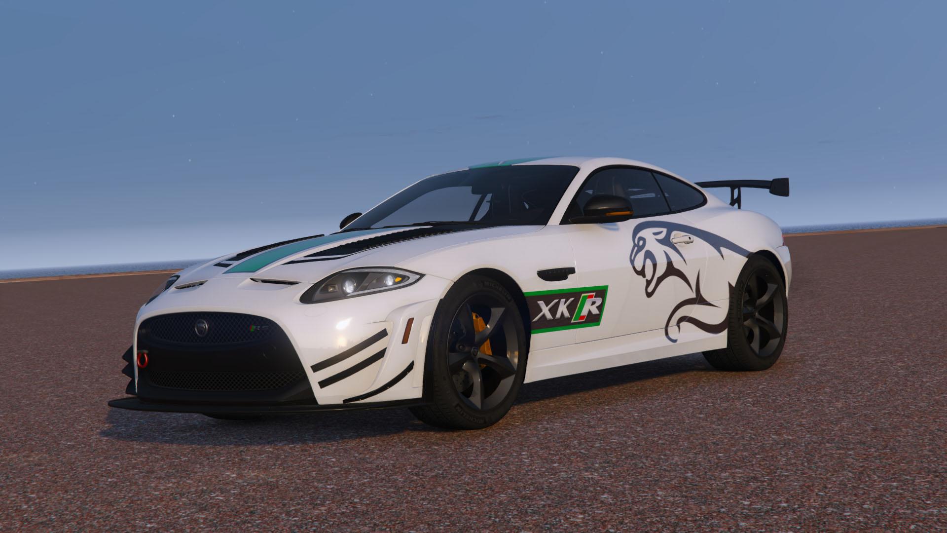 2015 Jaguar XKR-S GT livery - GTA5-Mods.com